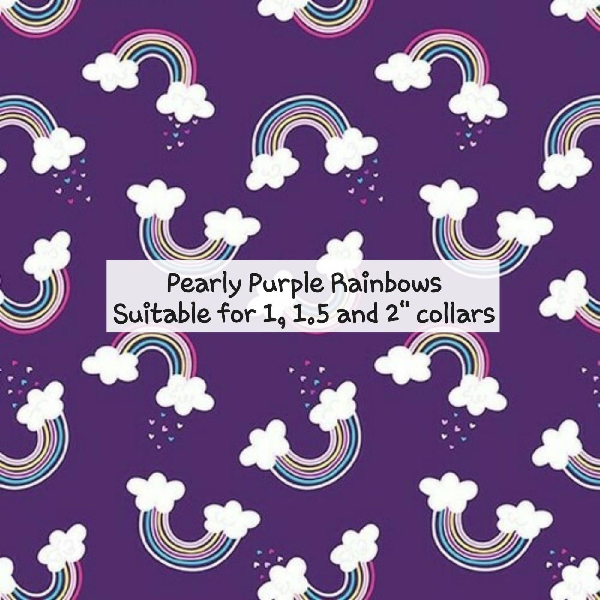 Pearly Purple Rainbows