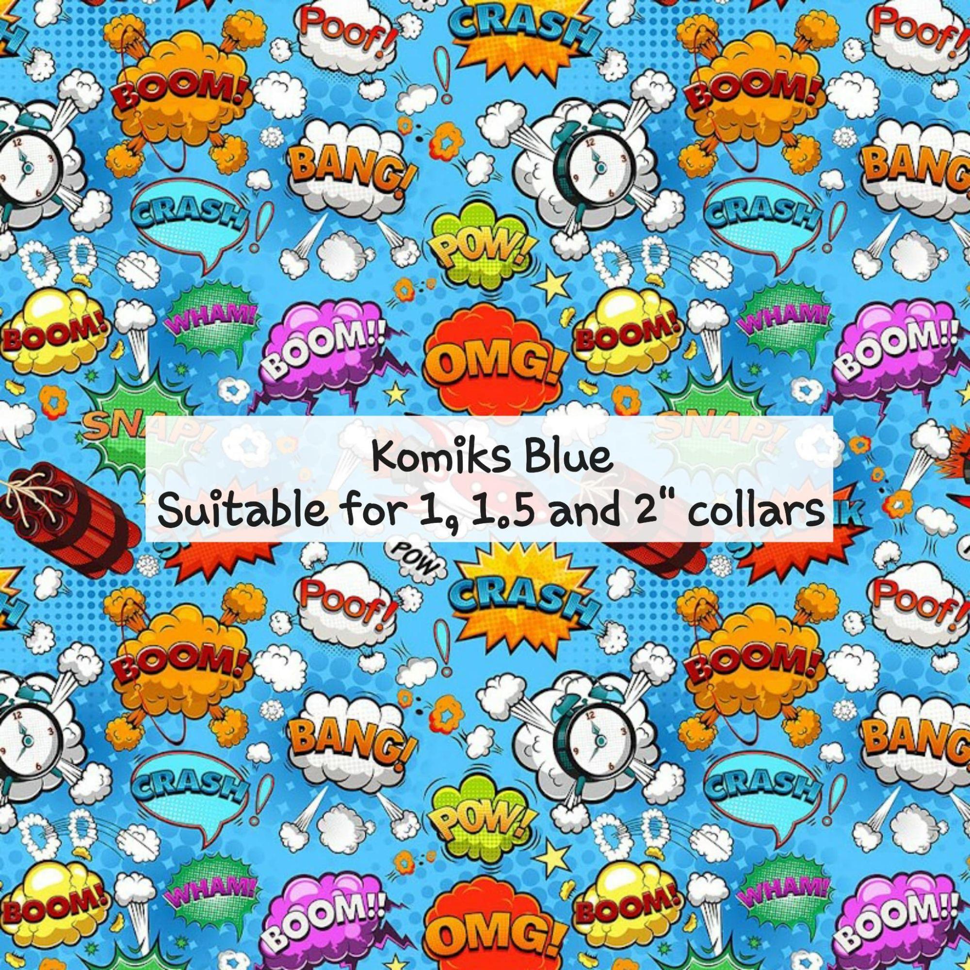 Komiks Blue
