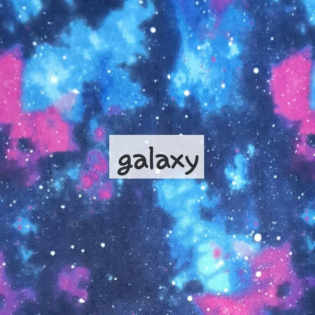 galaxy fleece