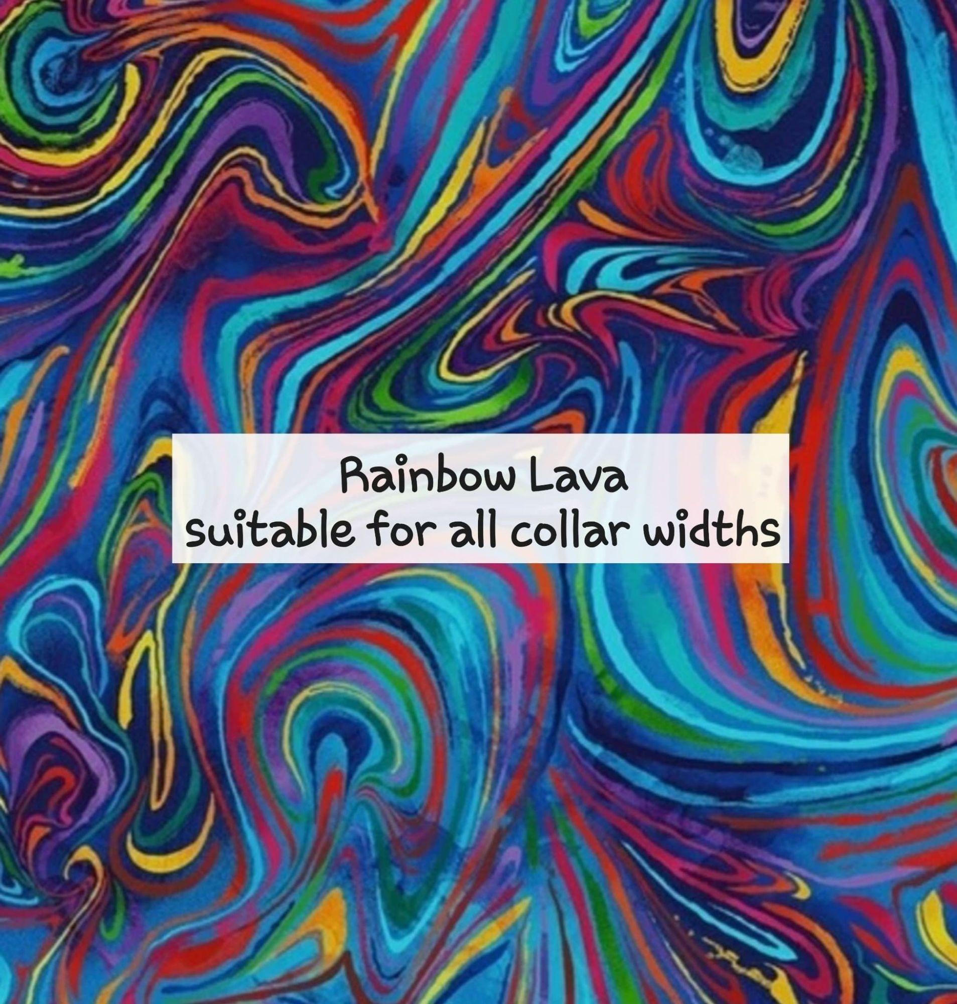 Rainbow Lava