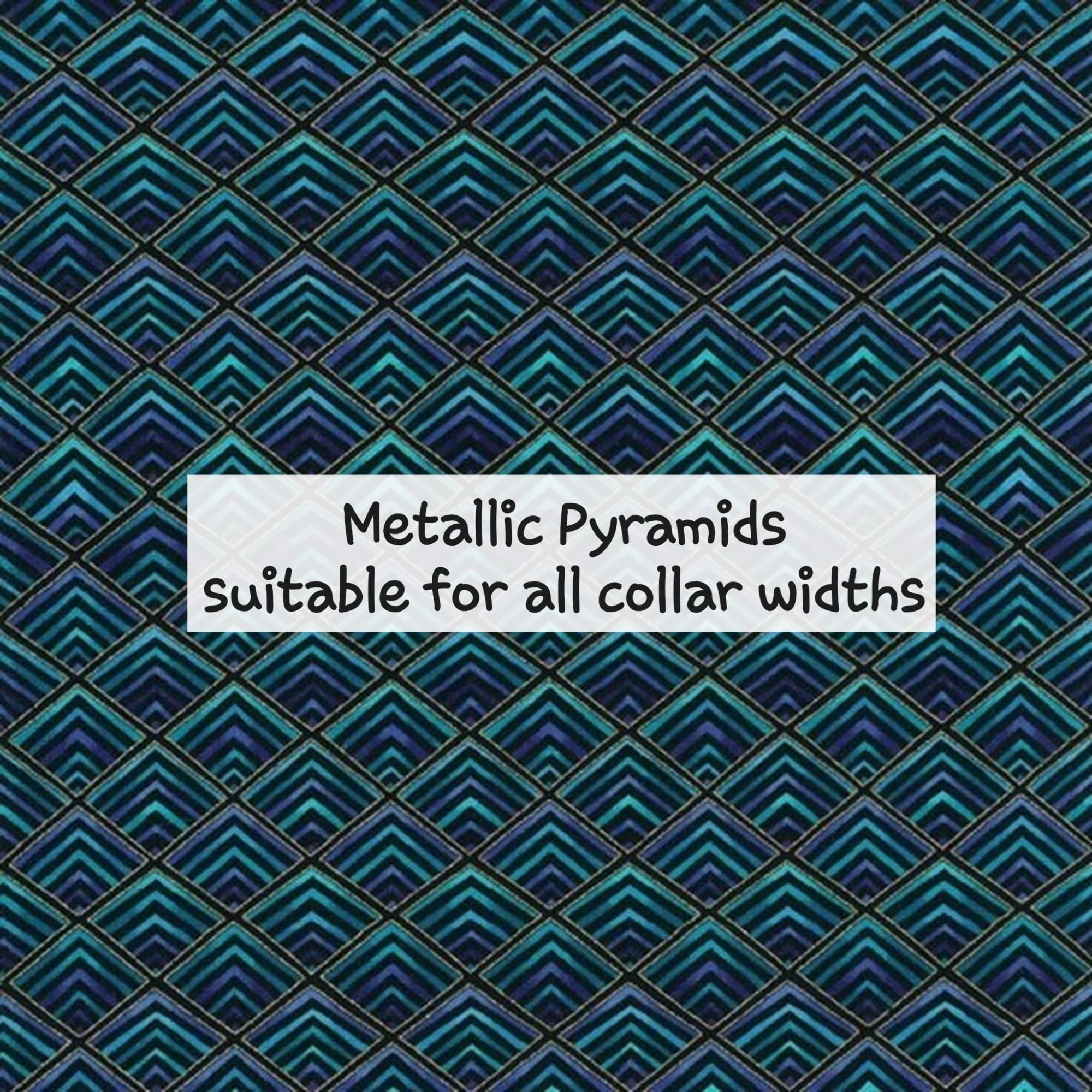 Metallic Pyramids