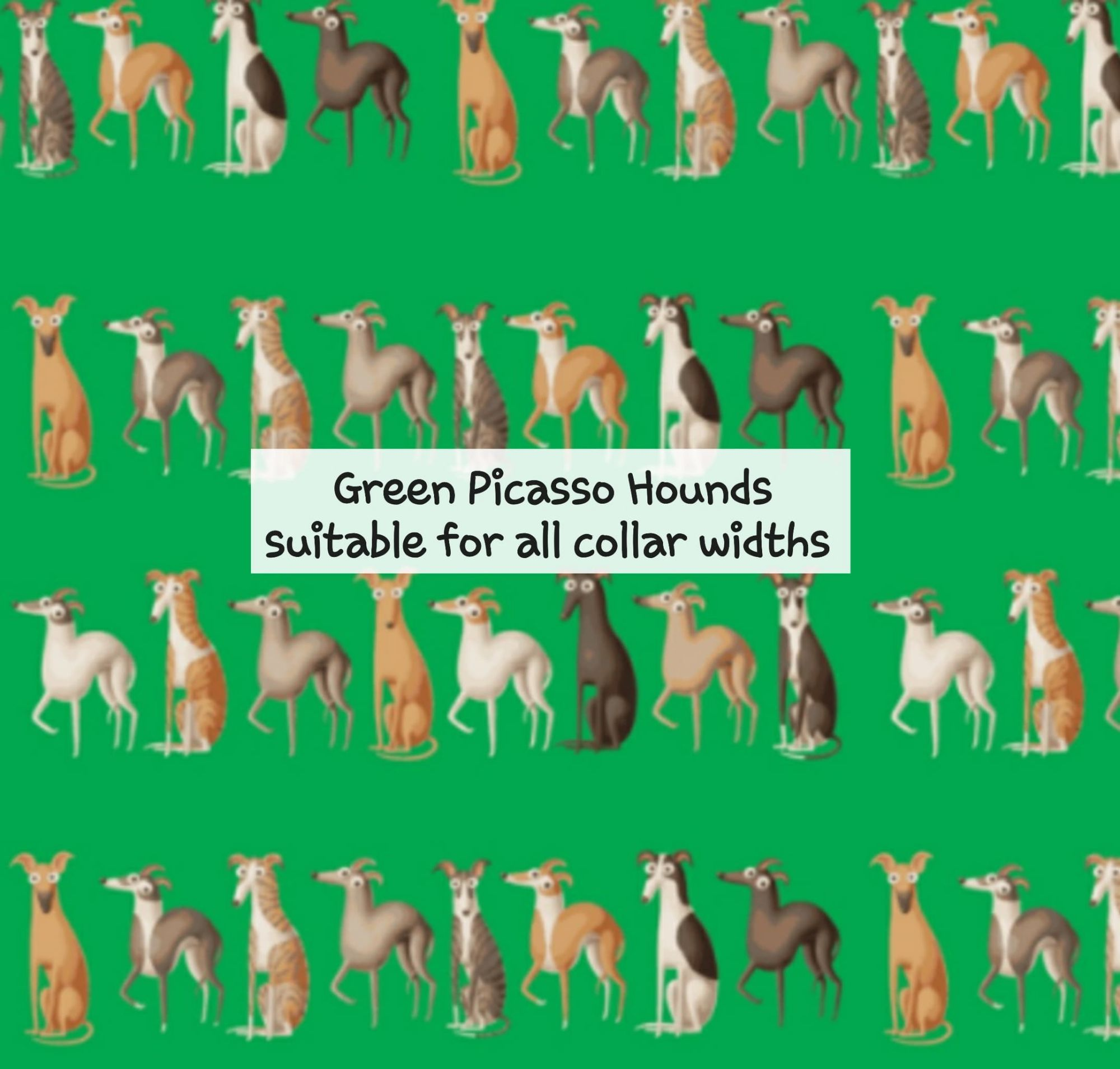 Green Picasso Hounds