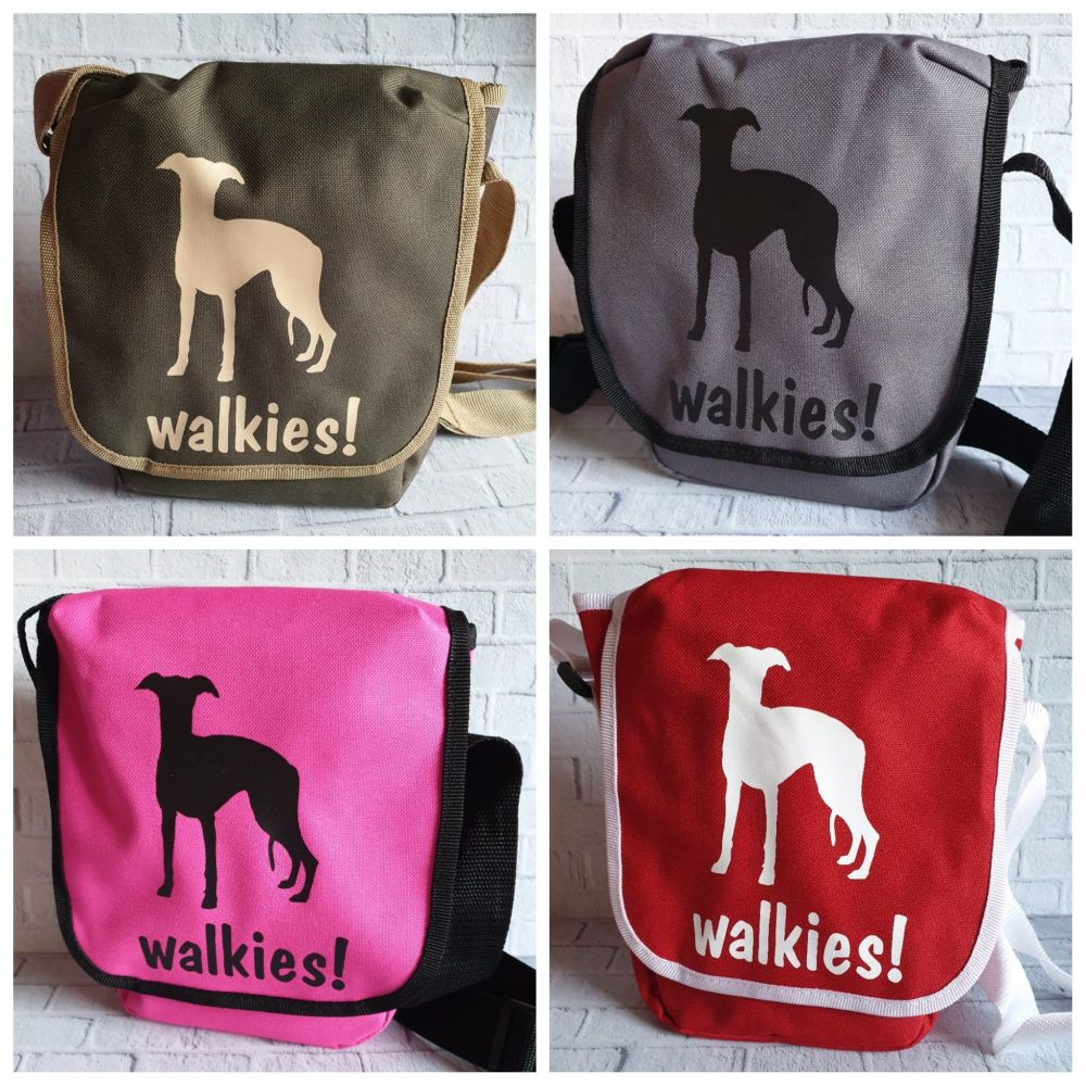 'Walkies!' Reporter Bag