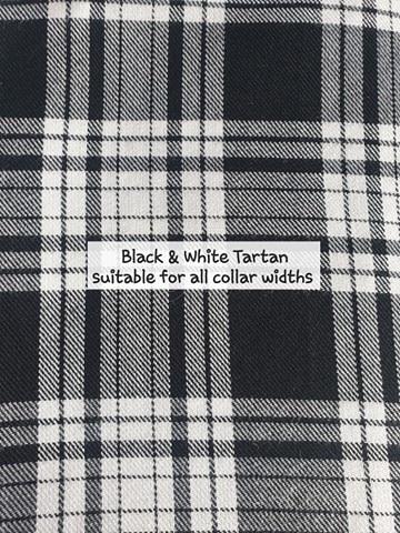 Black & White Tartan