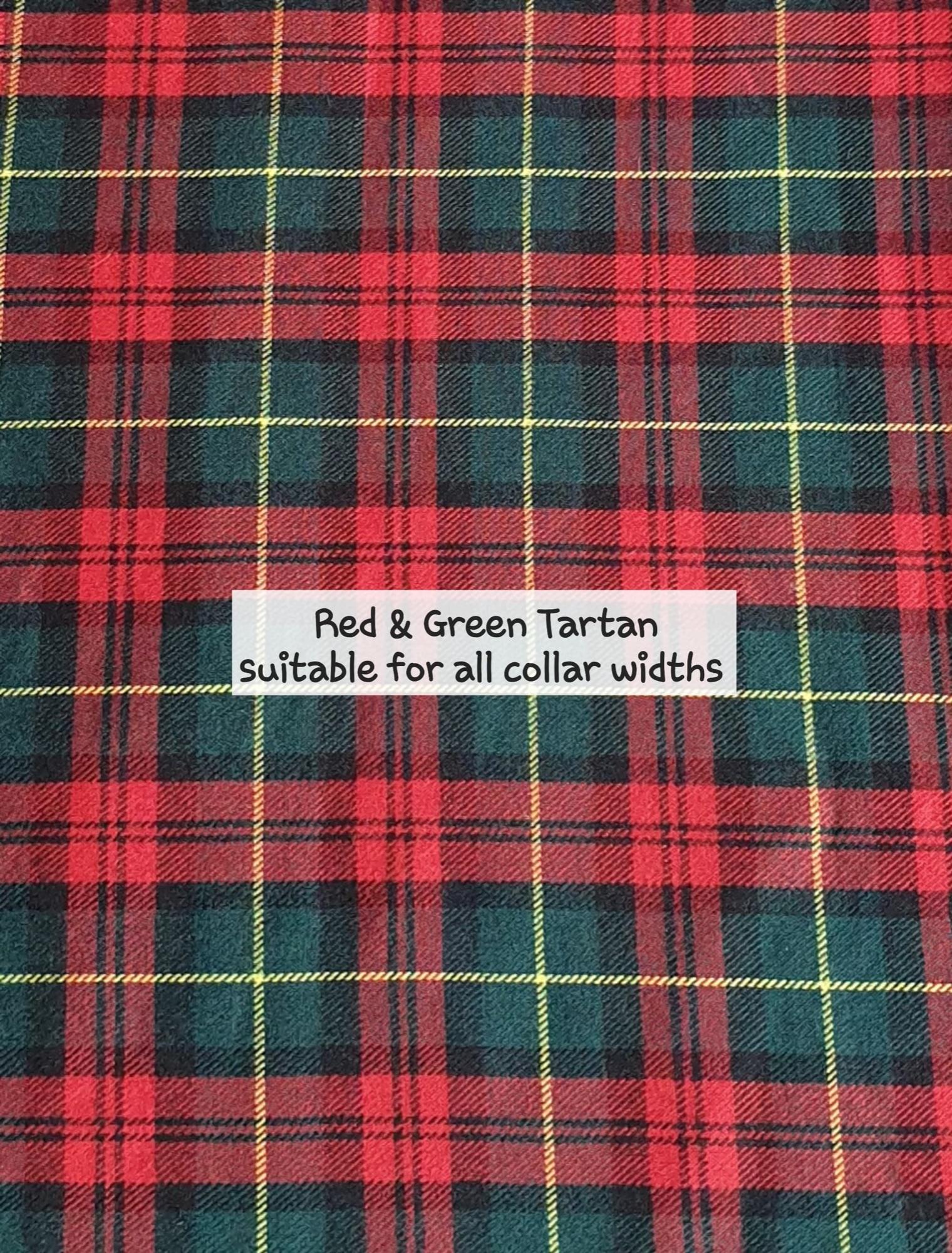 Red & Green Tartan