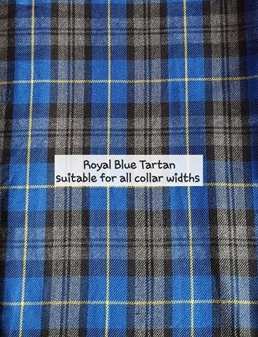royal blue tartan