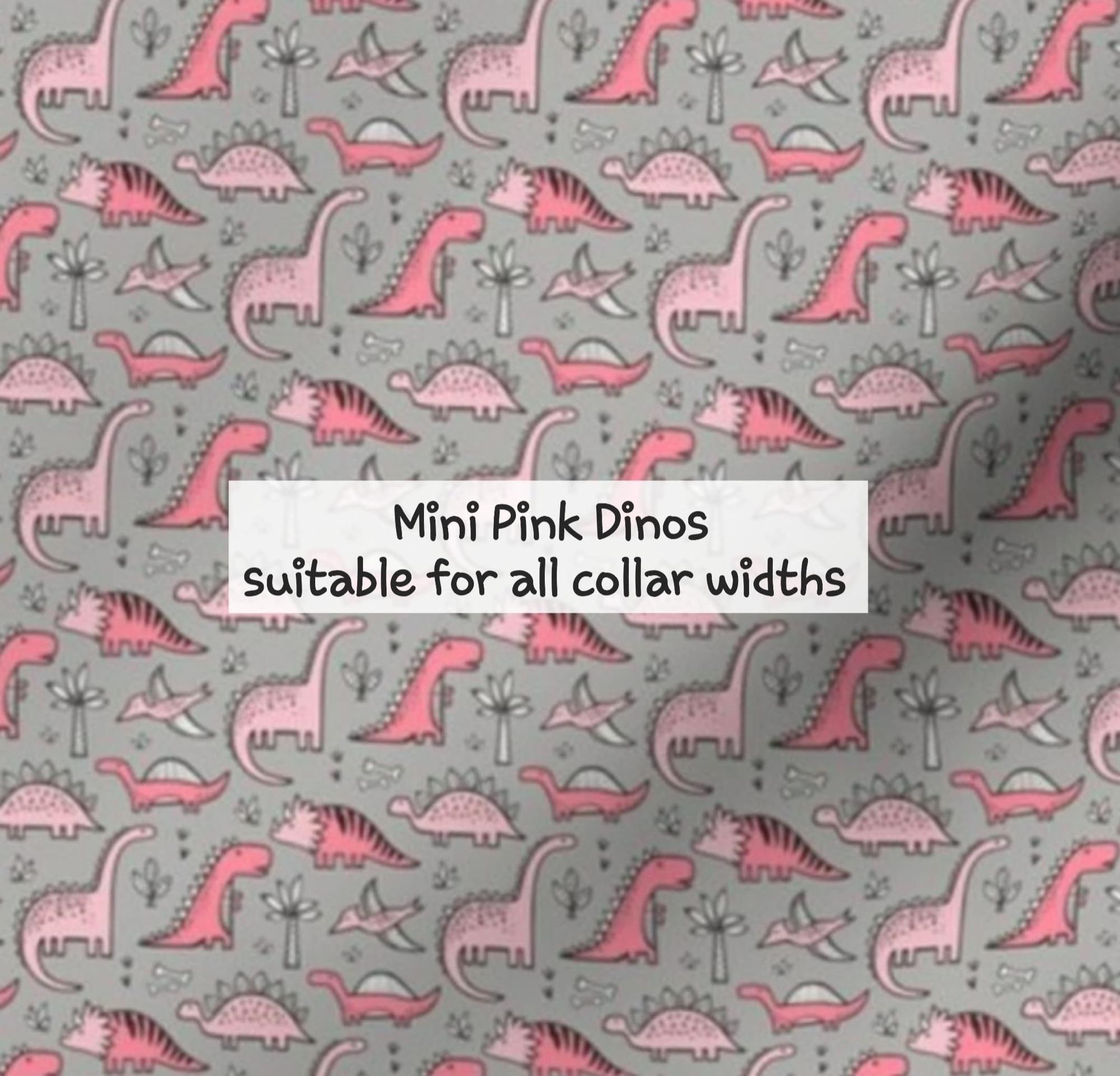 mini pink dinos