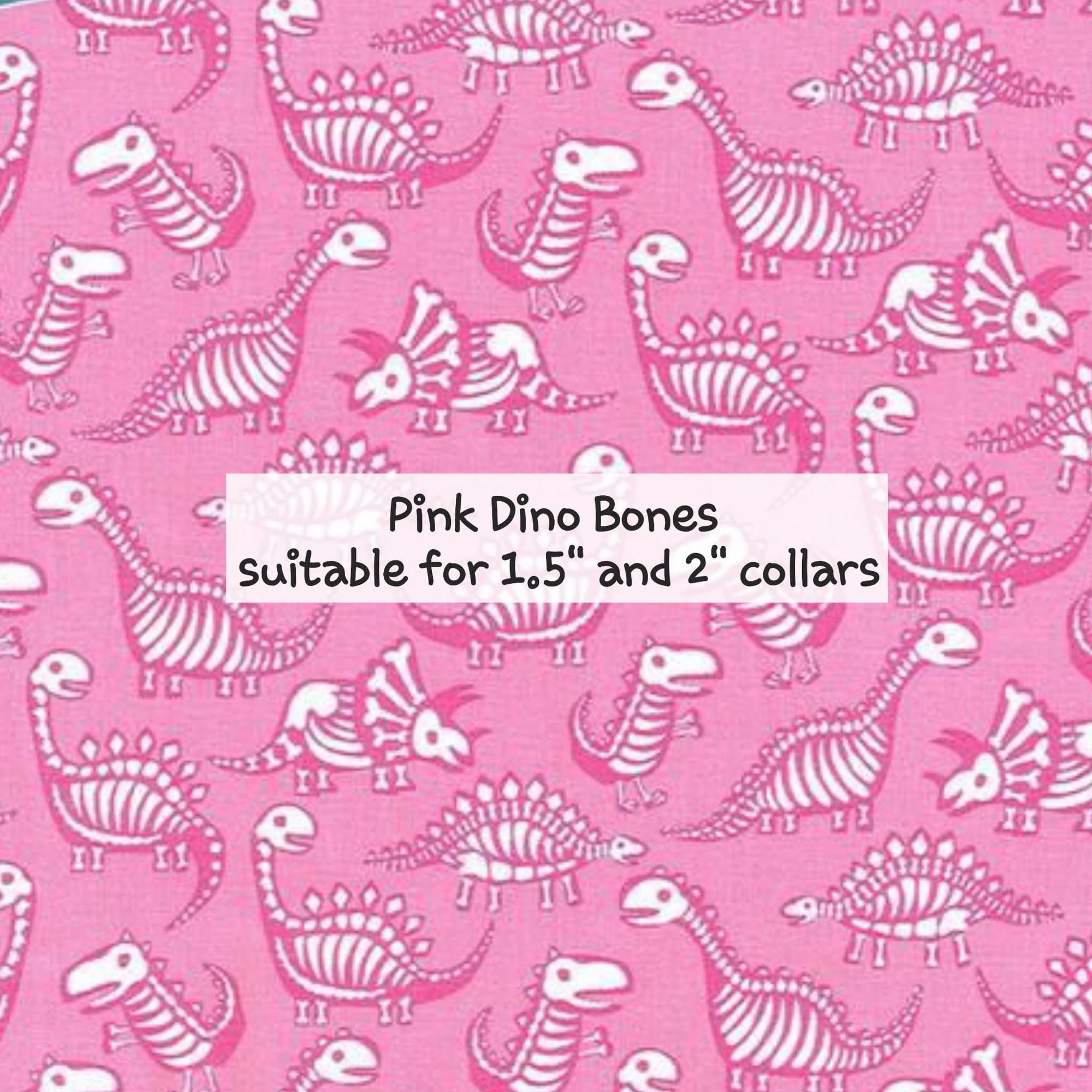 pink dino bones
