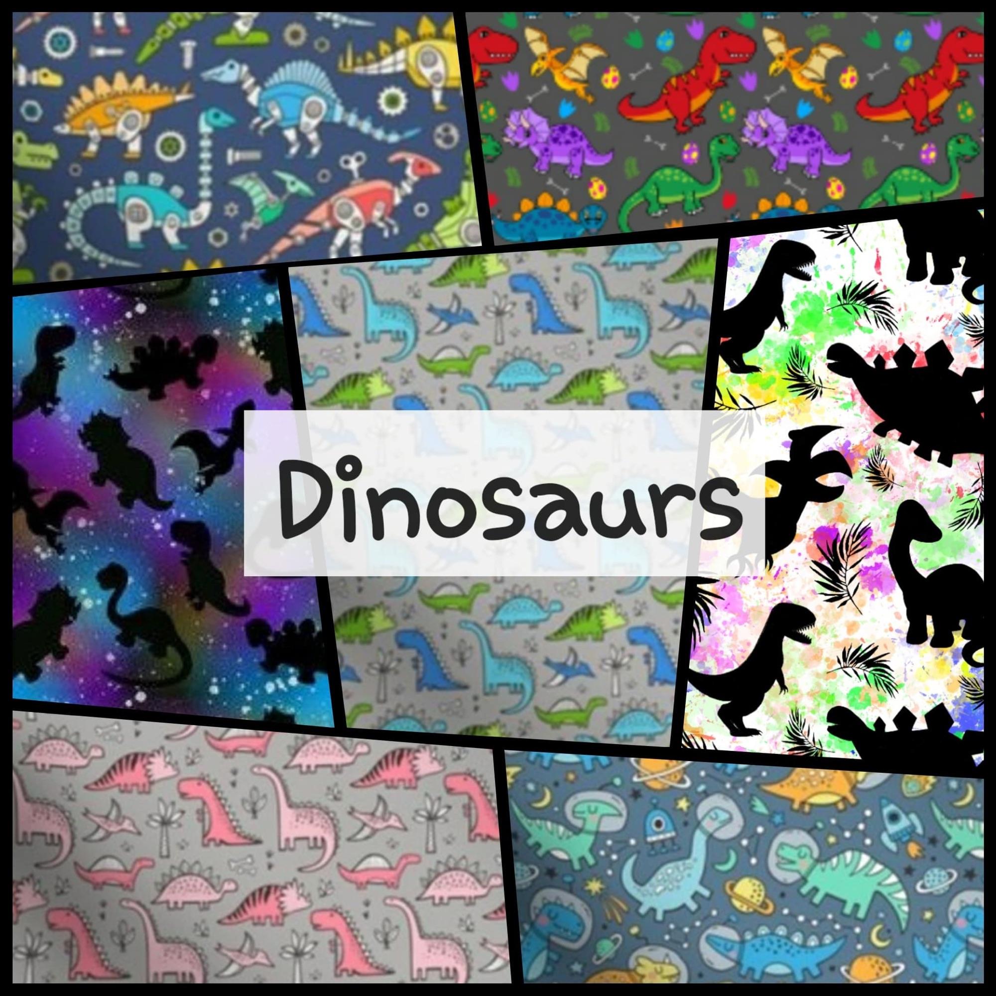 Dinosaur Fabrics