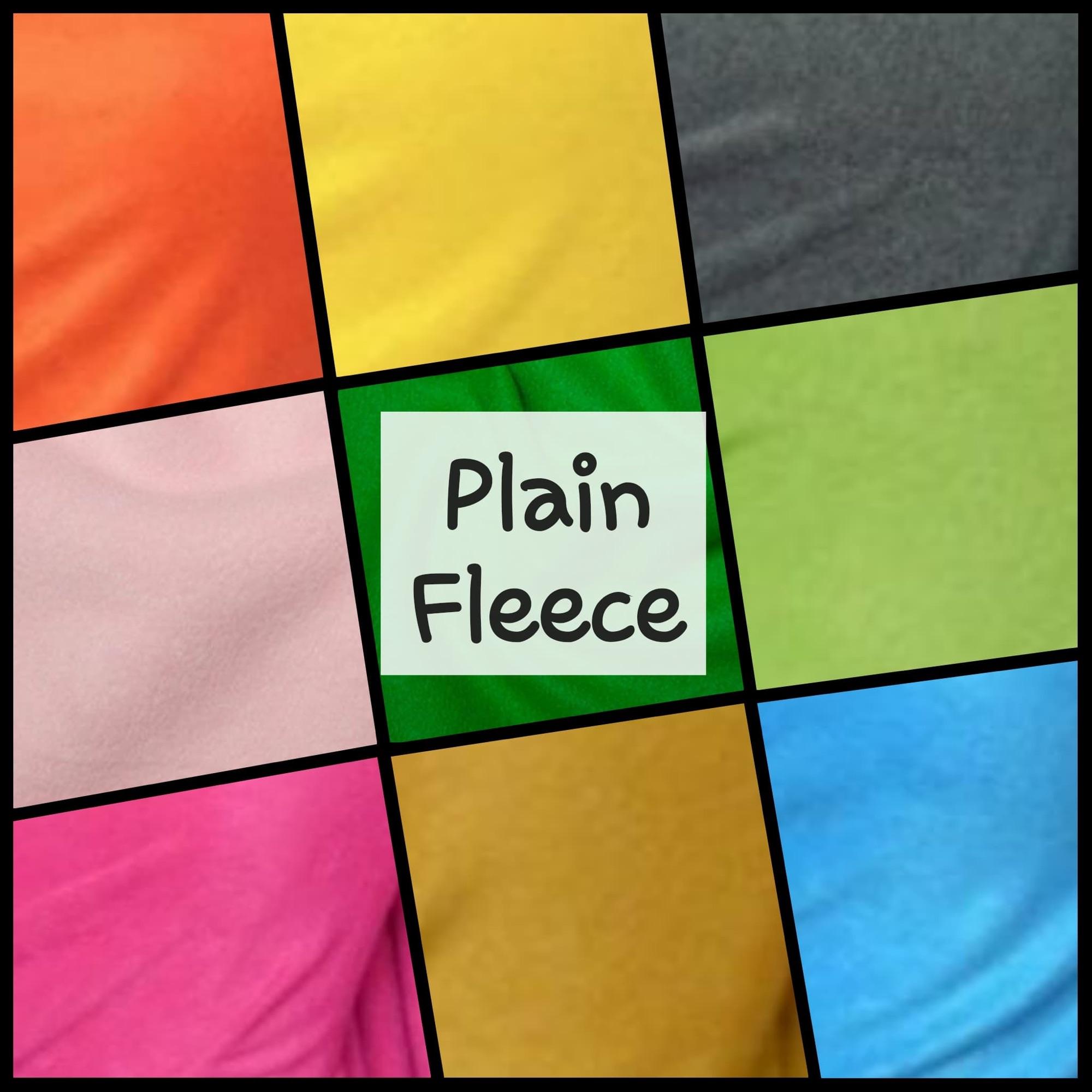 Plain Fleece