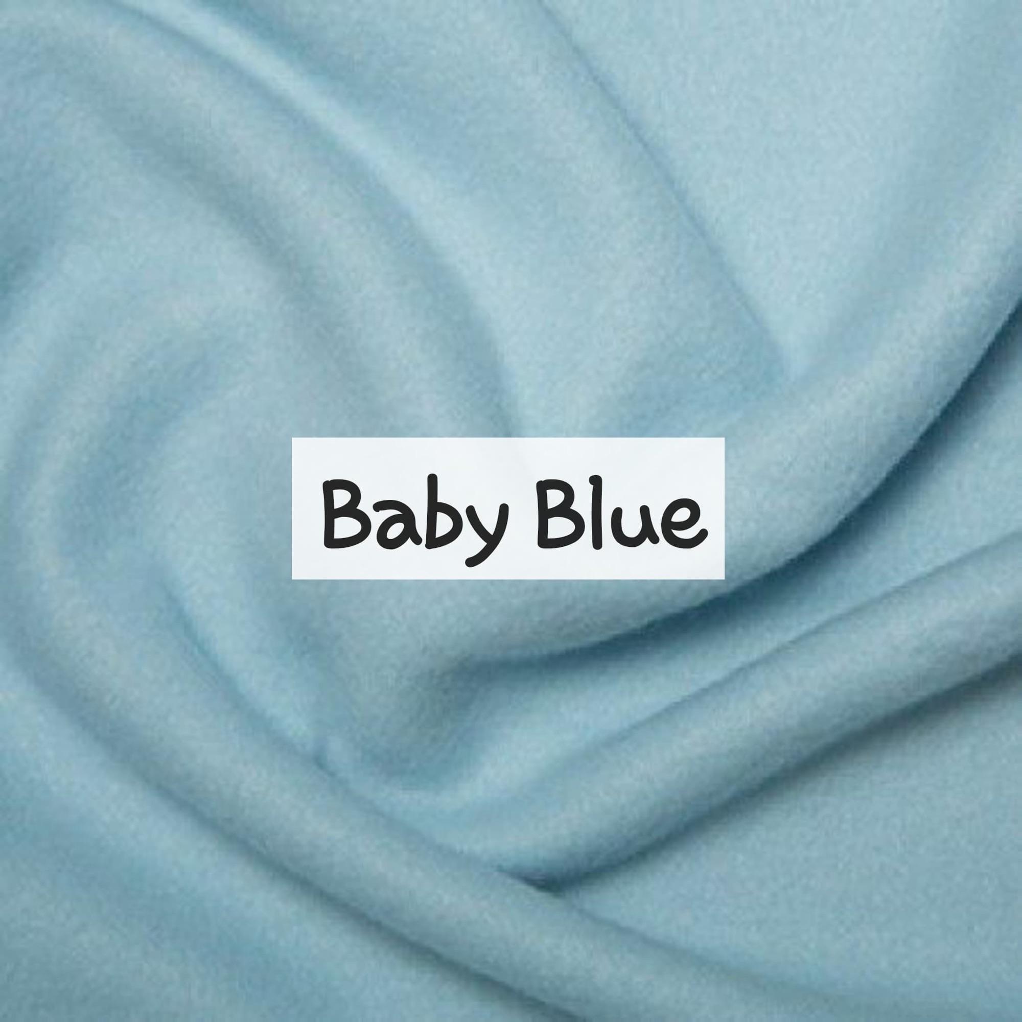 Baby Blue Fleece