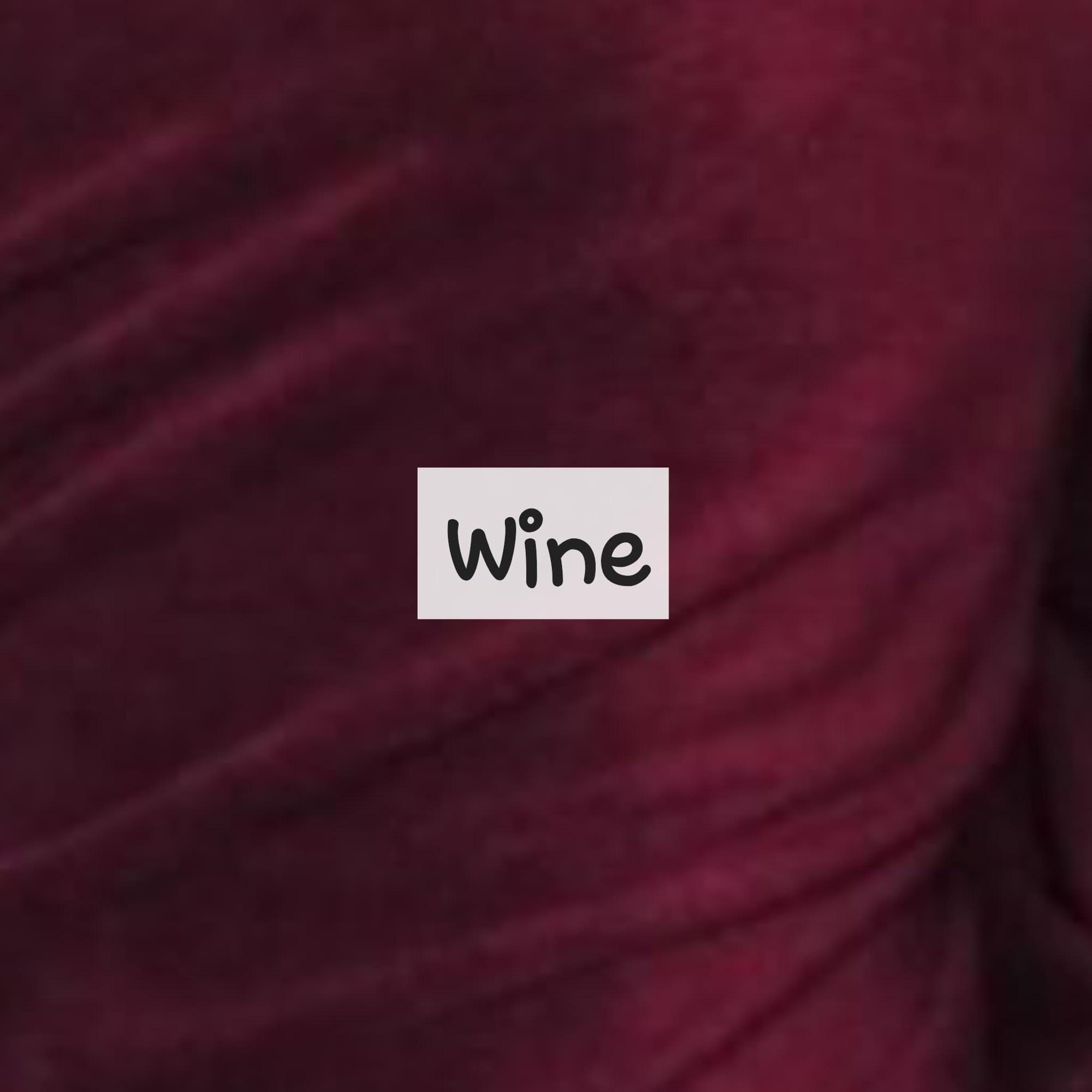 Wine Fleece