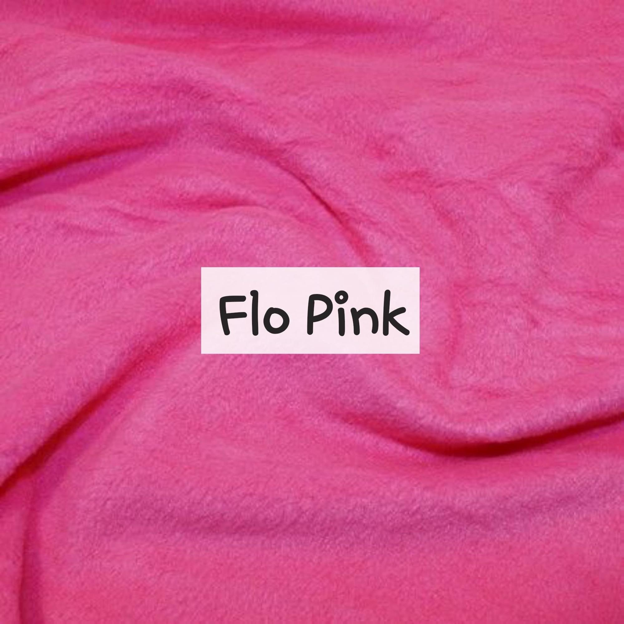 Flo Pink Fleece