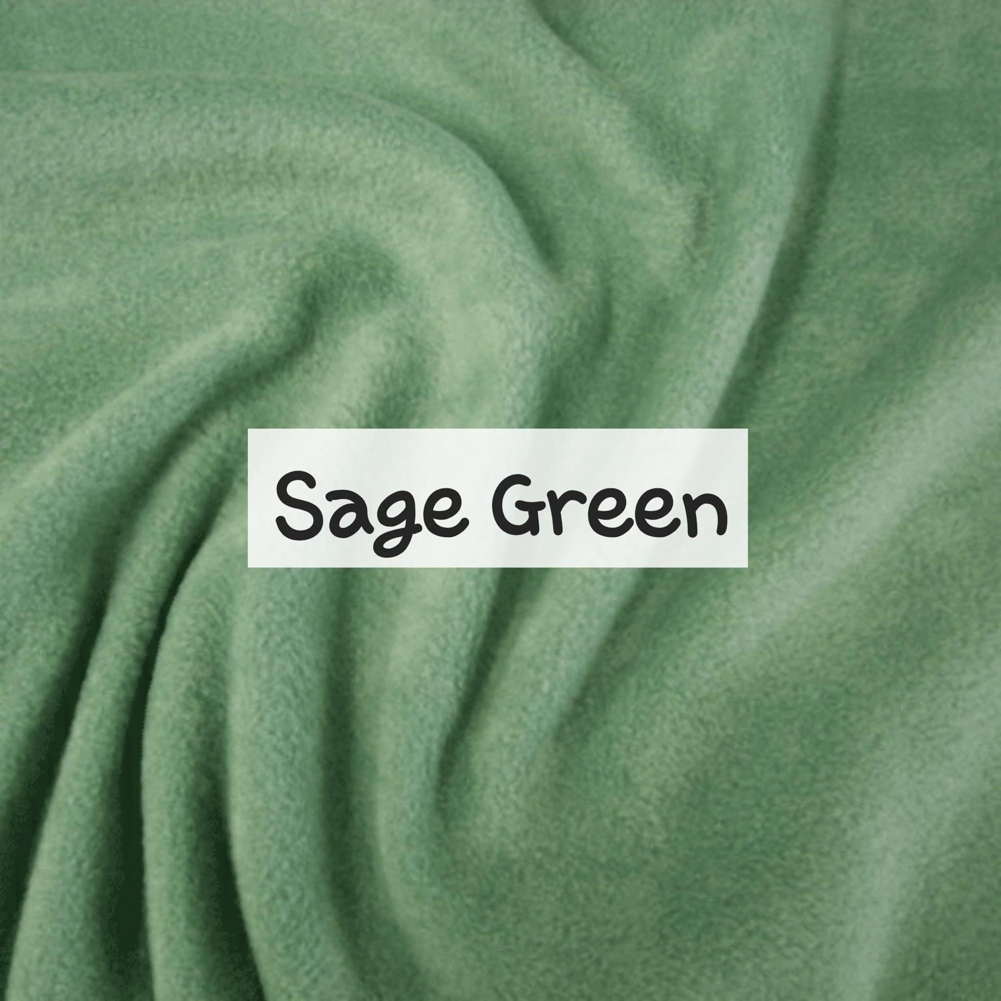 Sage Green Fleece