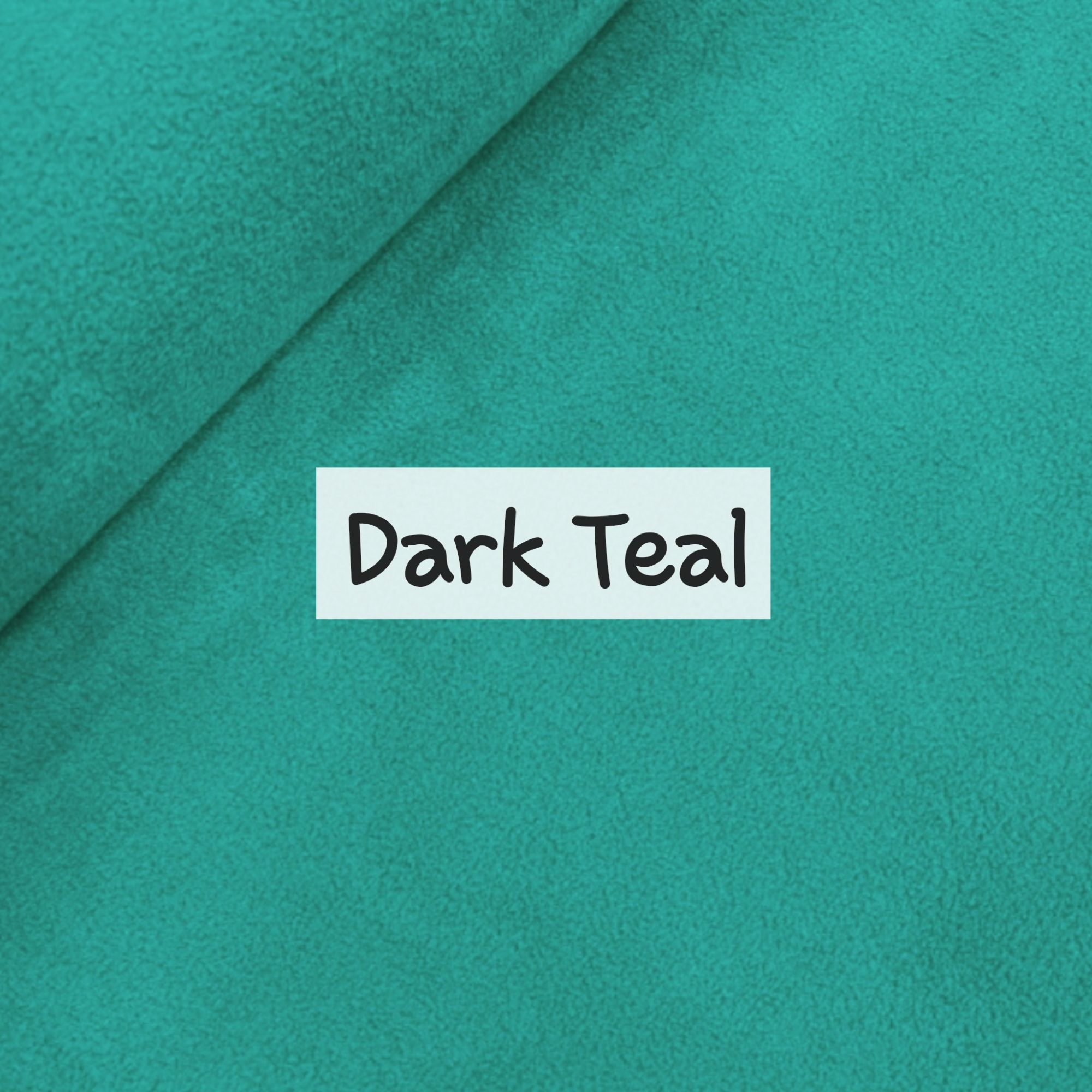 Dark Teal Fleece