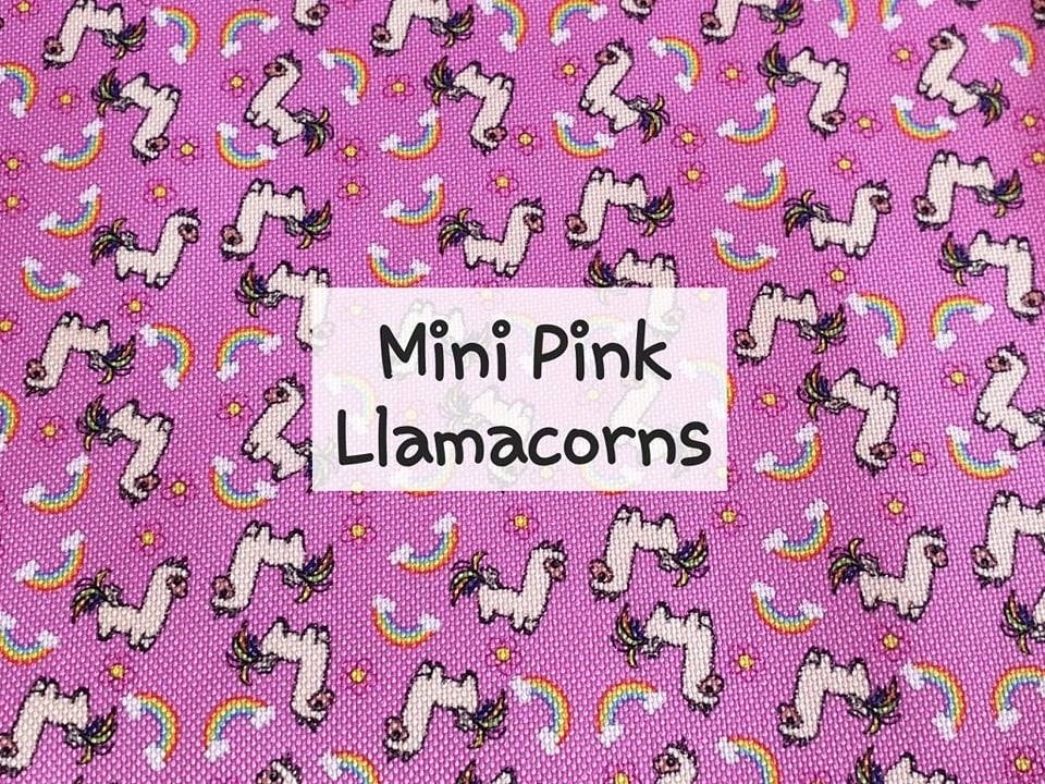 Mini Pink Llamacorns