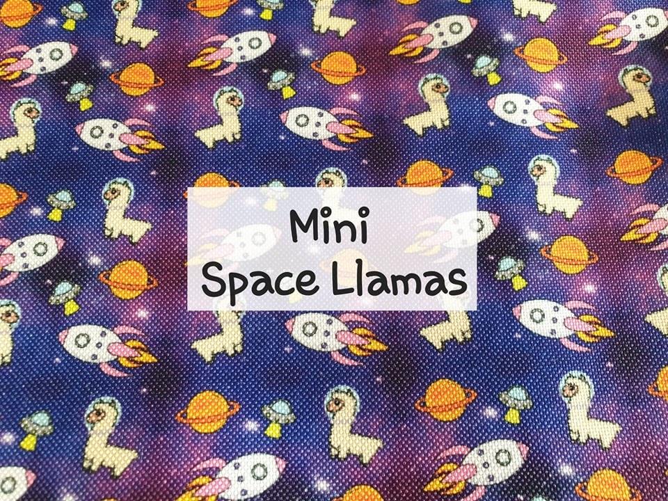Mini Space Llamas