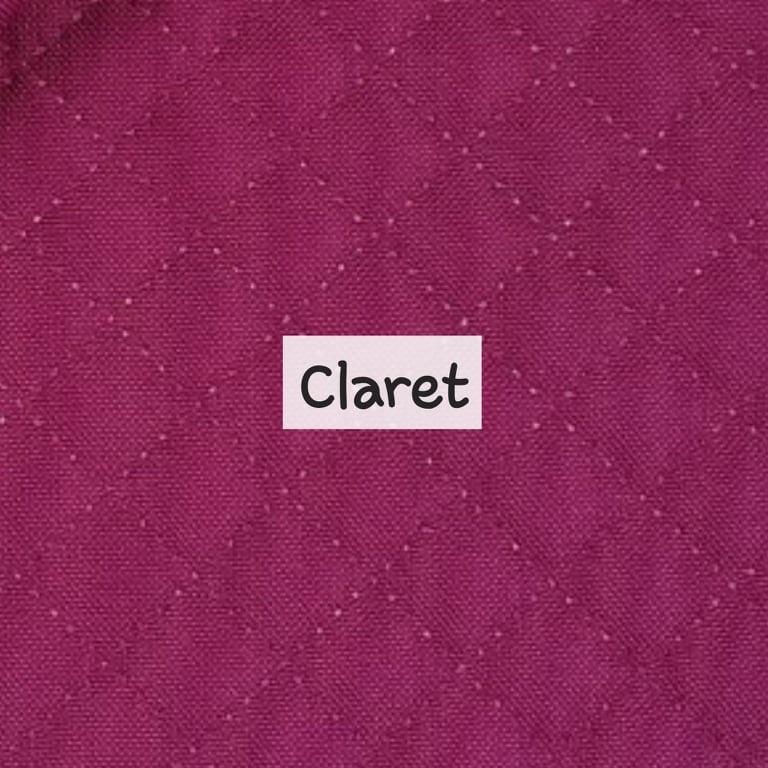 Claret Squares