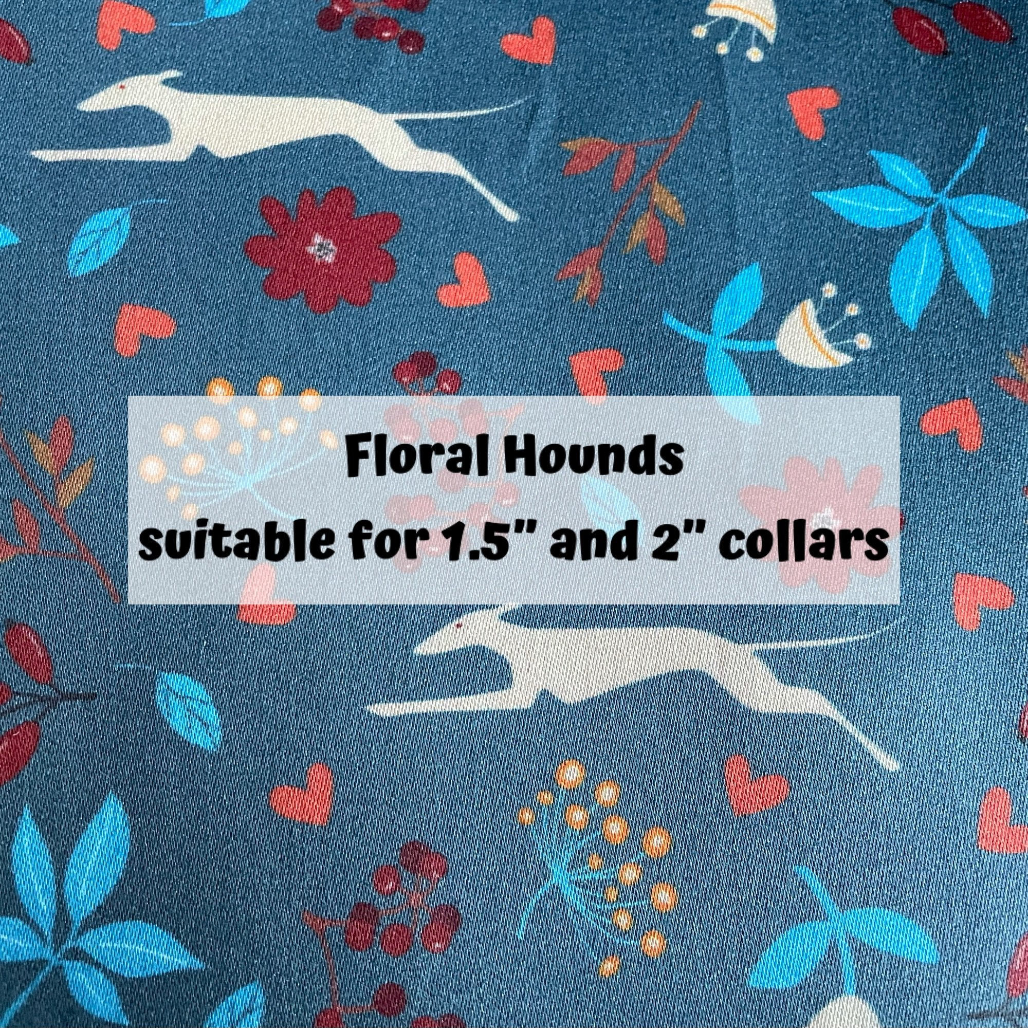Floral Hounds