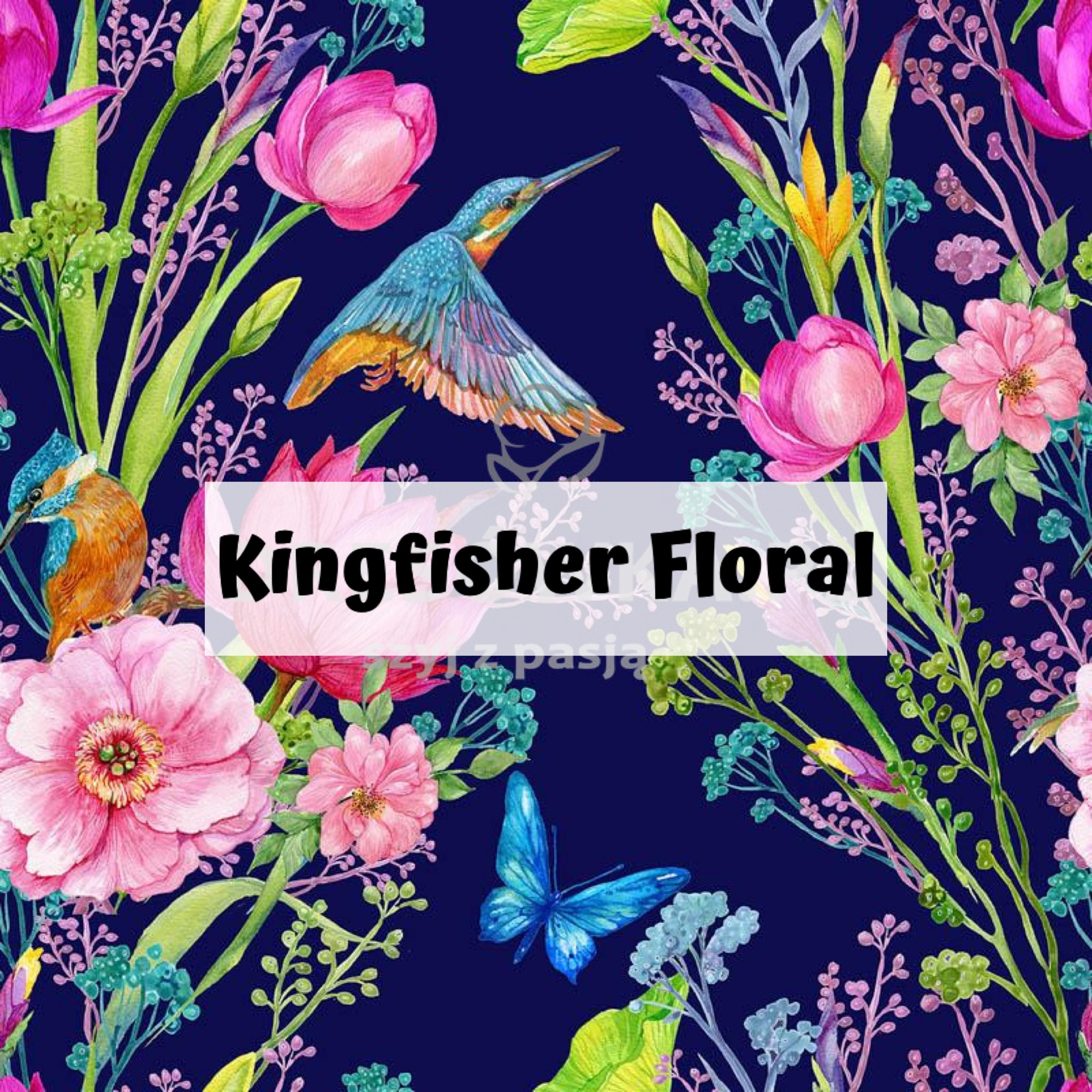 Kingfisher Floral