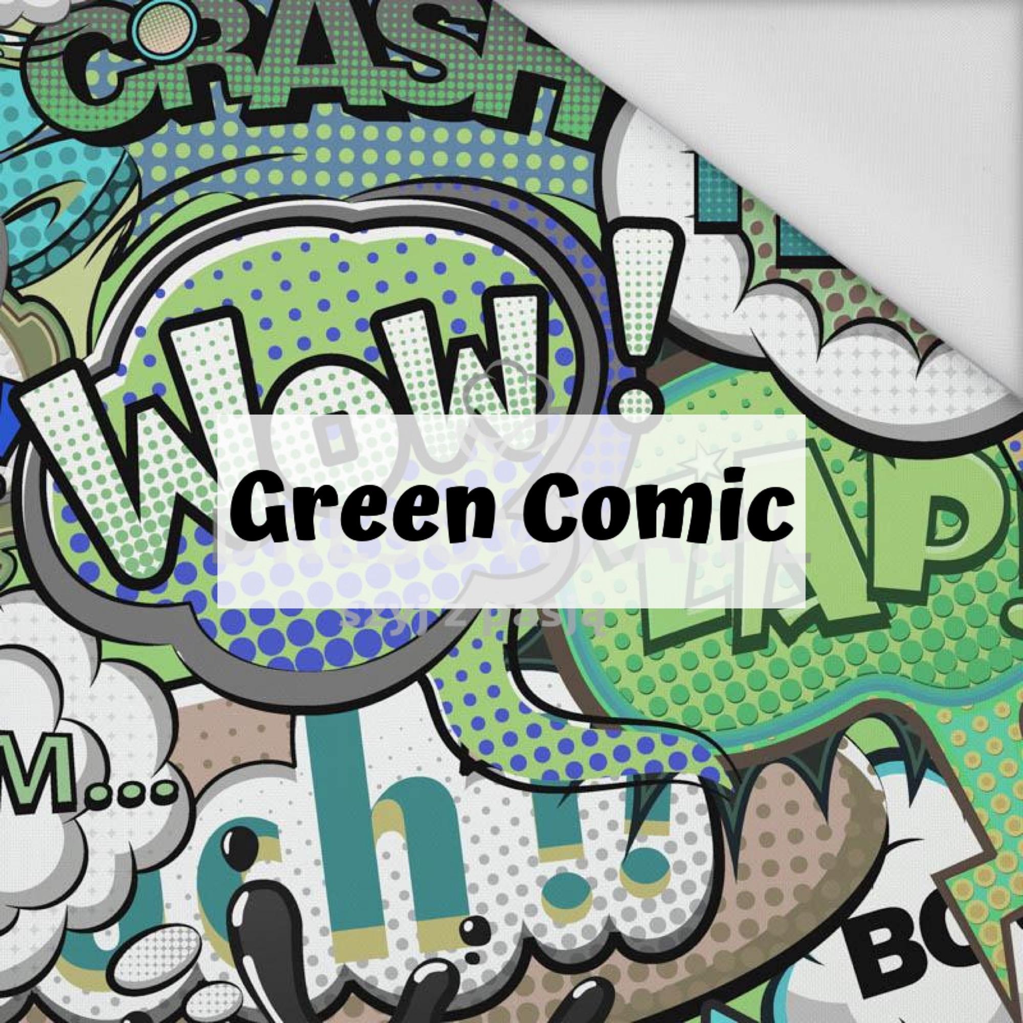 Green Comic