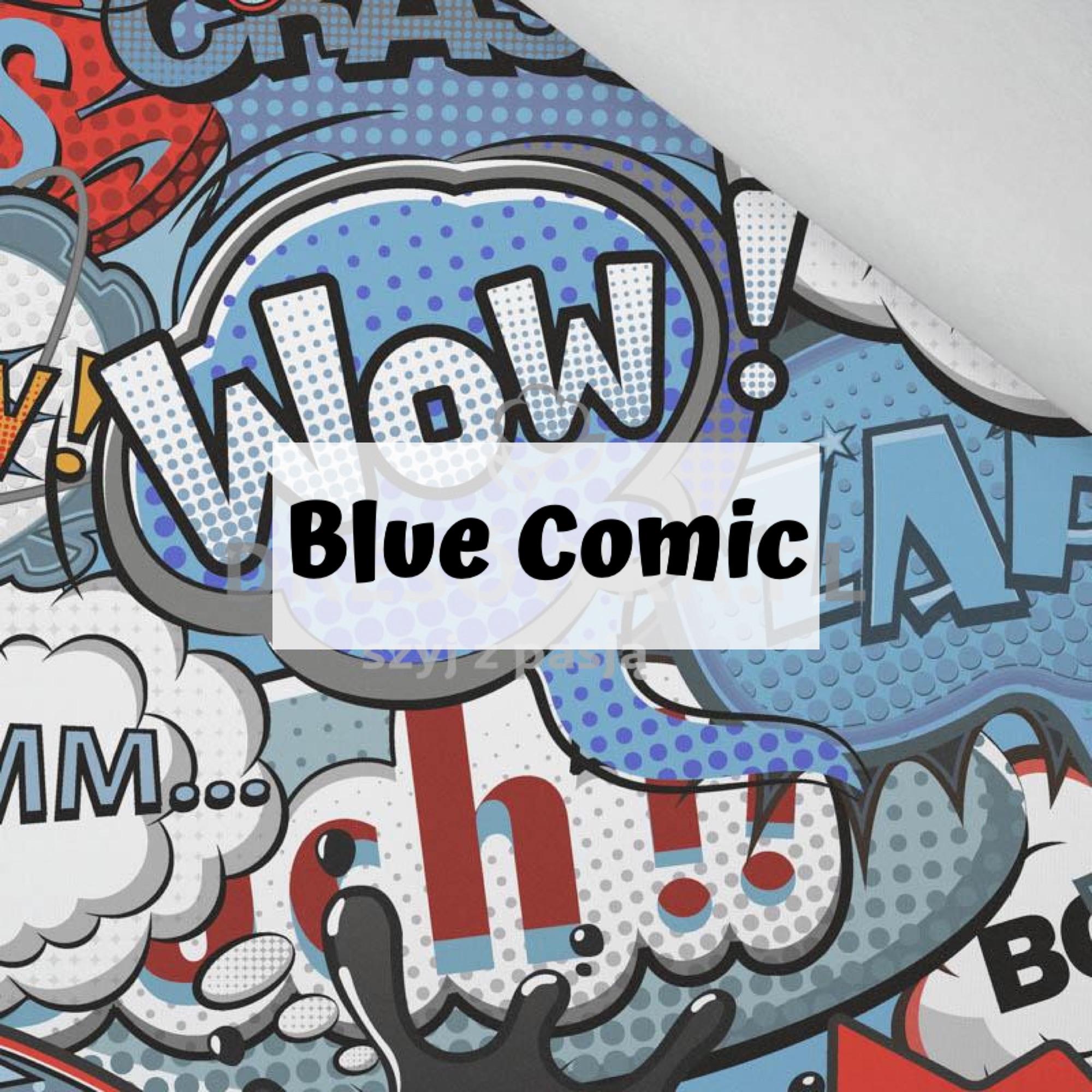 Blue Comic