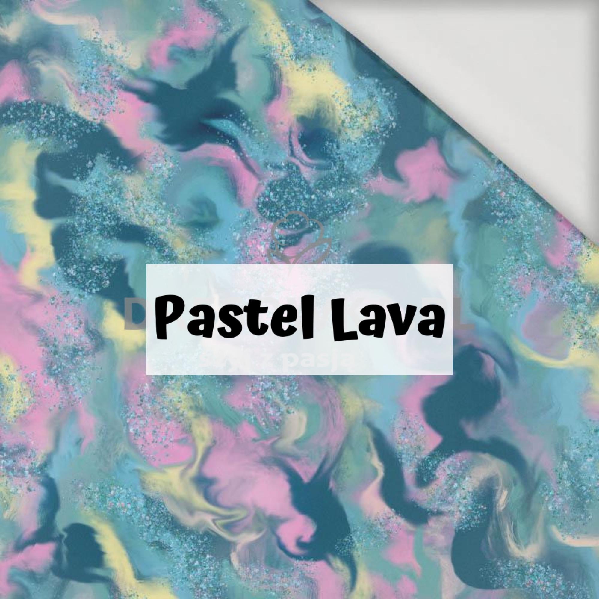 Pastel Lava