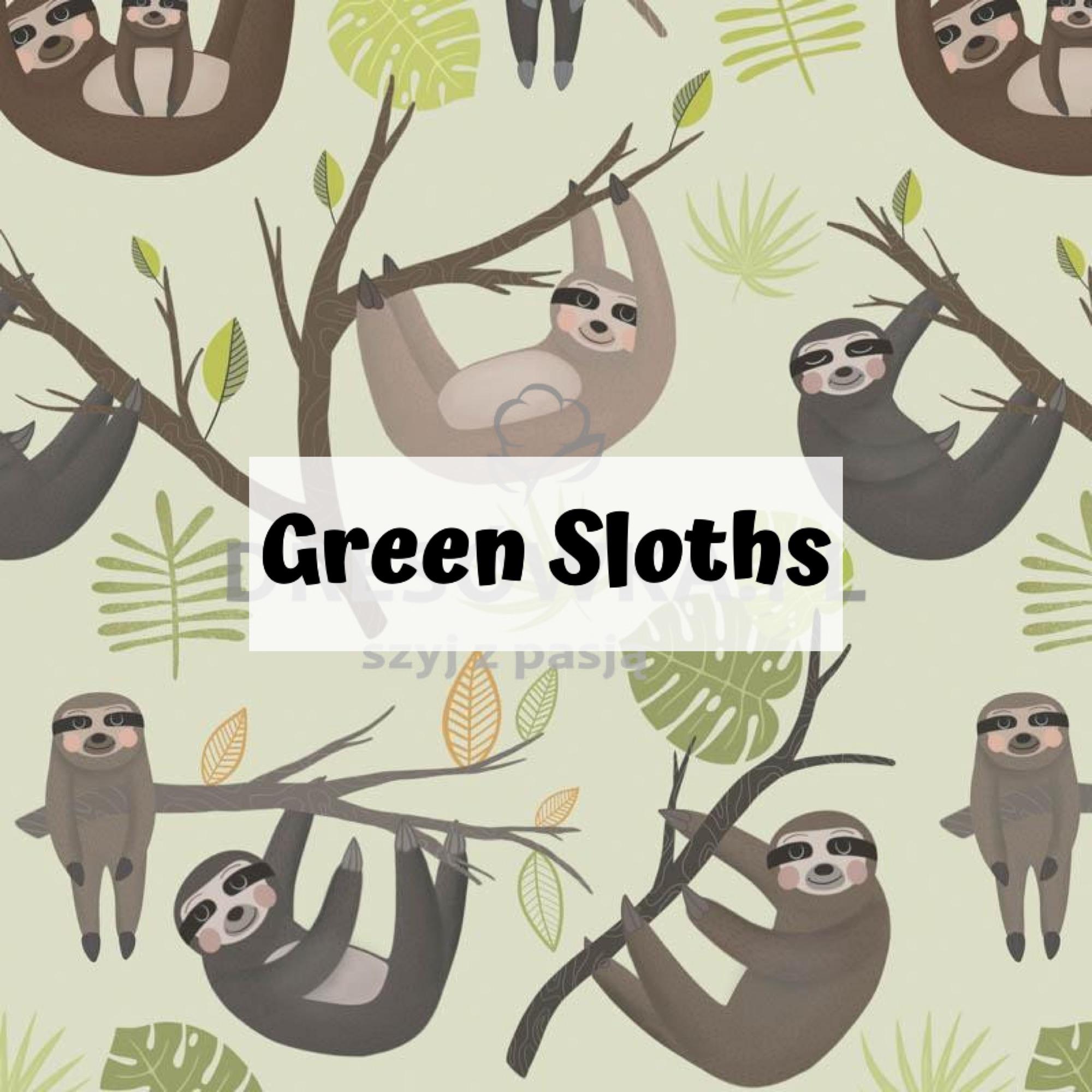 Green Sloths