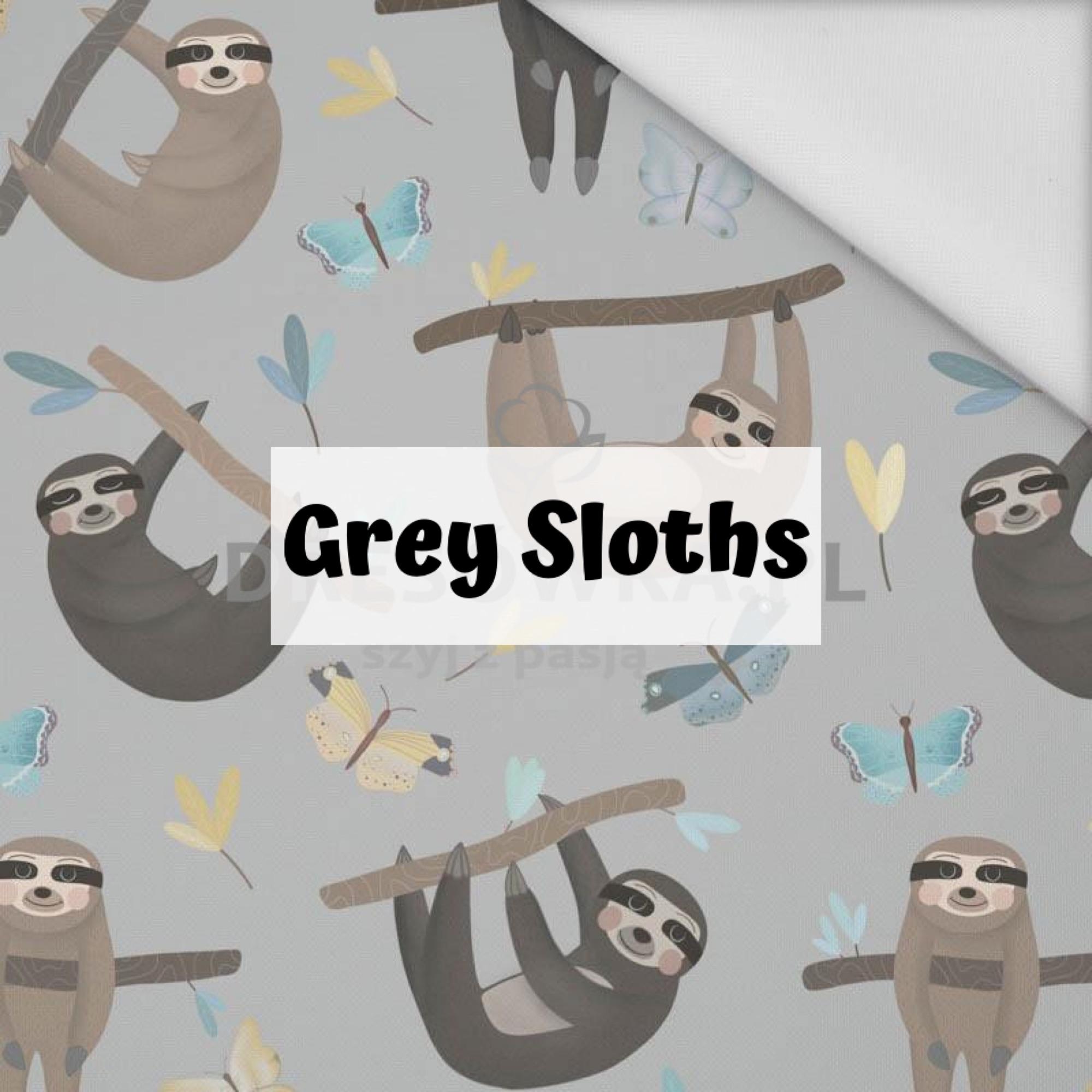 Grey Sloths
