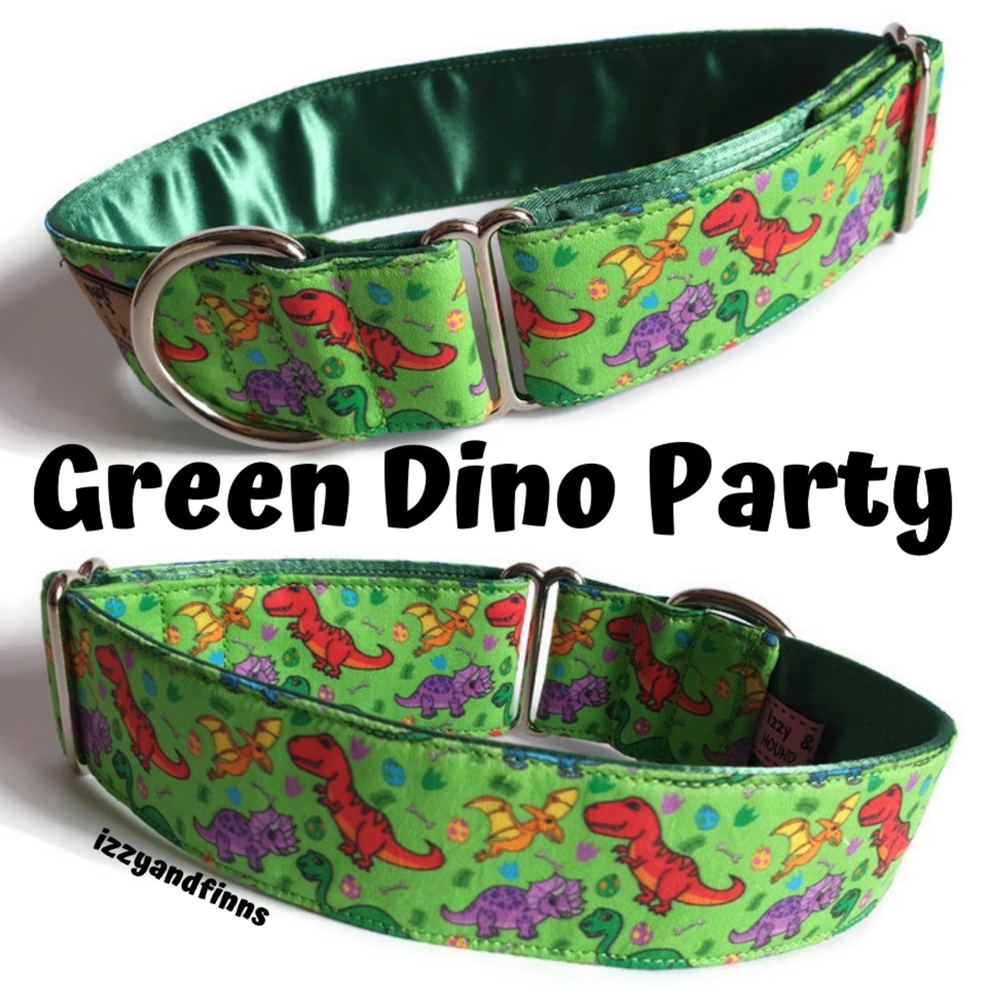 Green Dino Party
