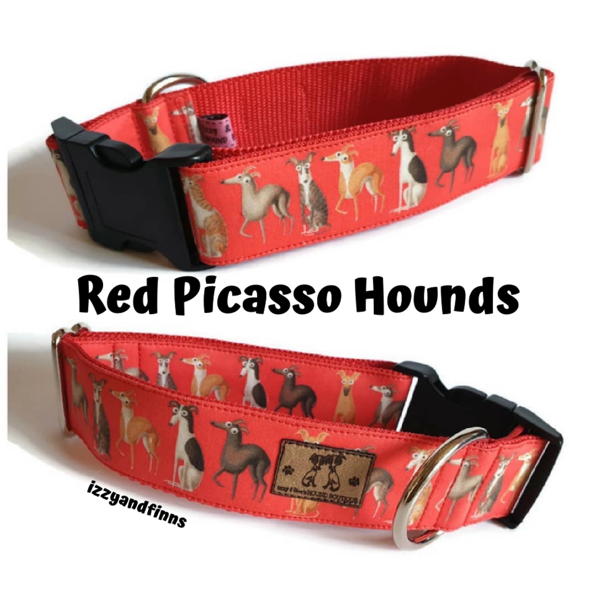 Red Picasso Hounds