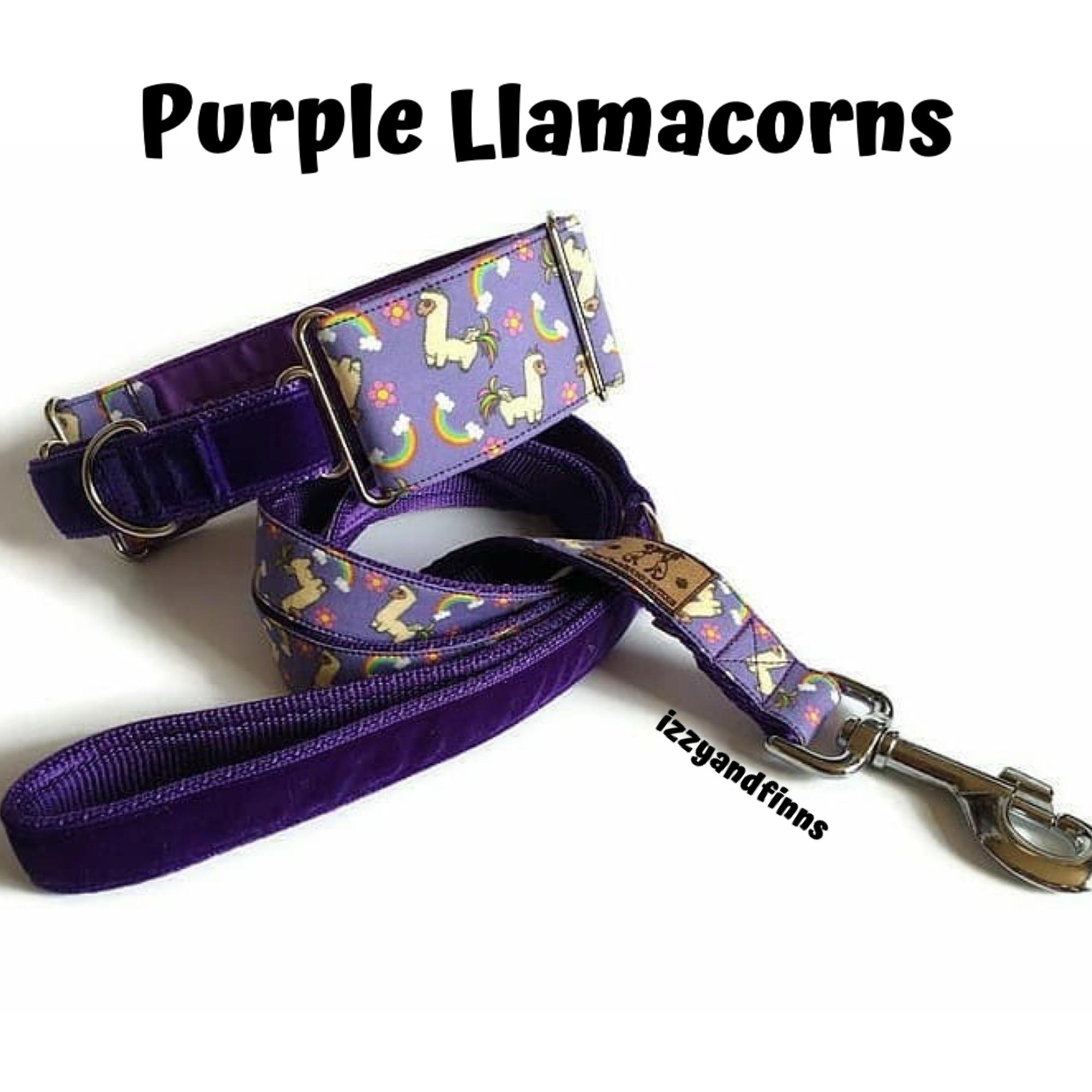 Purple Llamacorns
