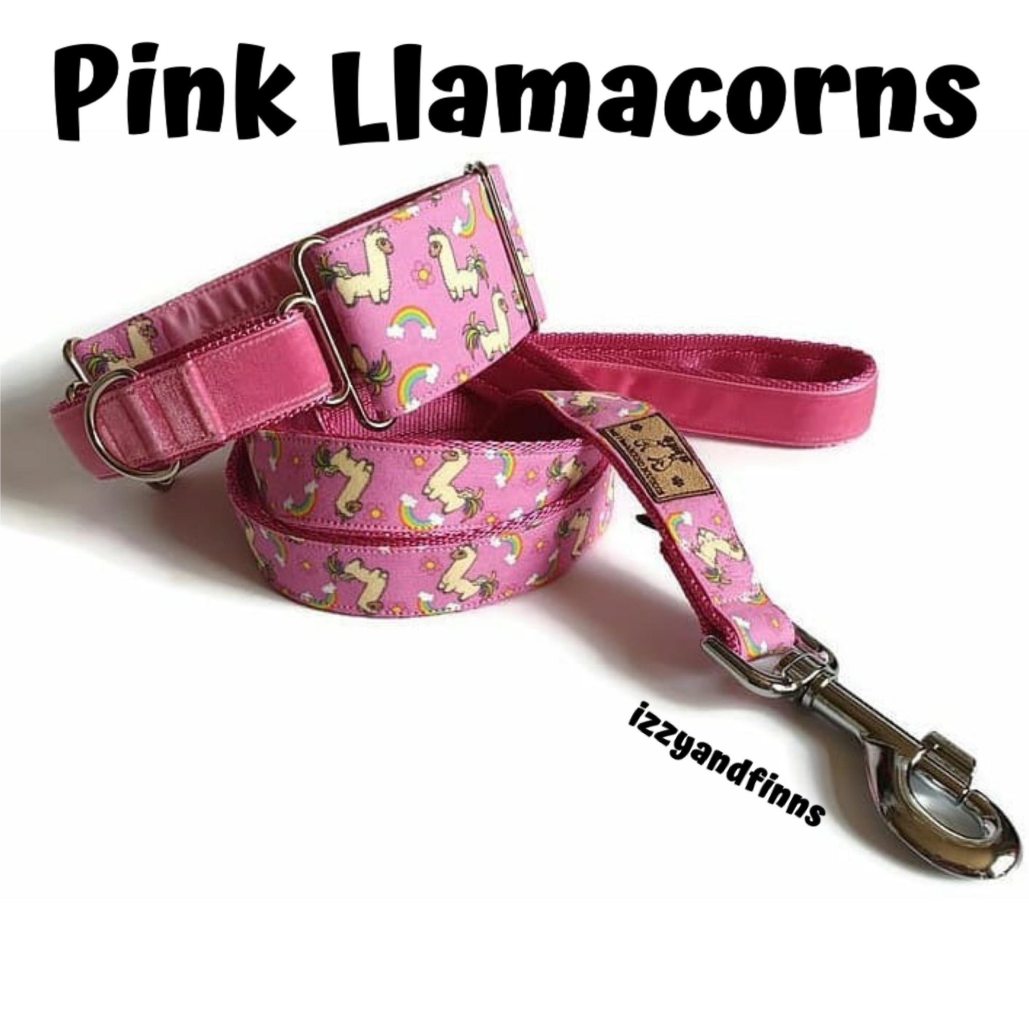 Pink Llamacorns