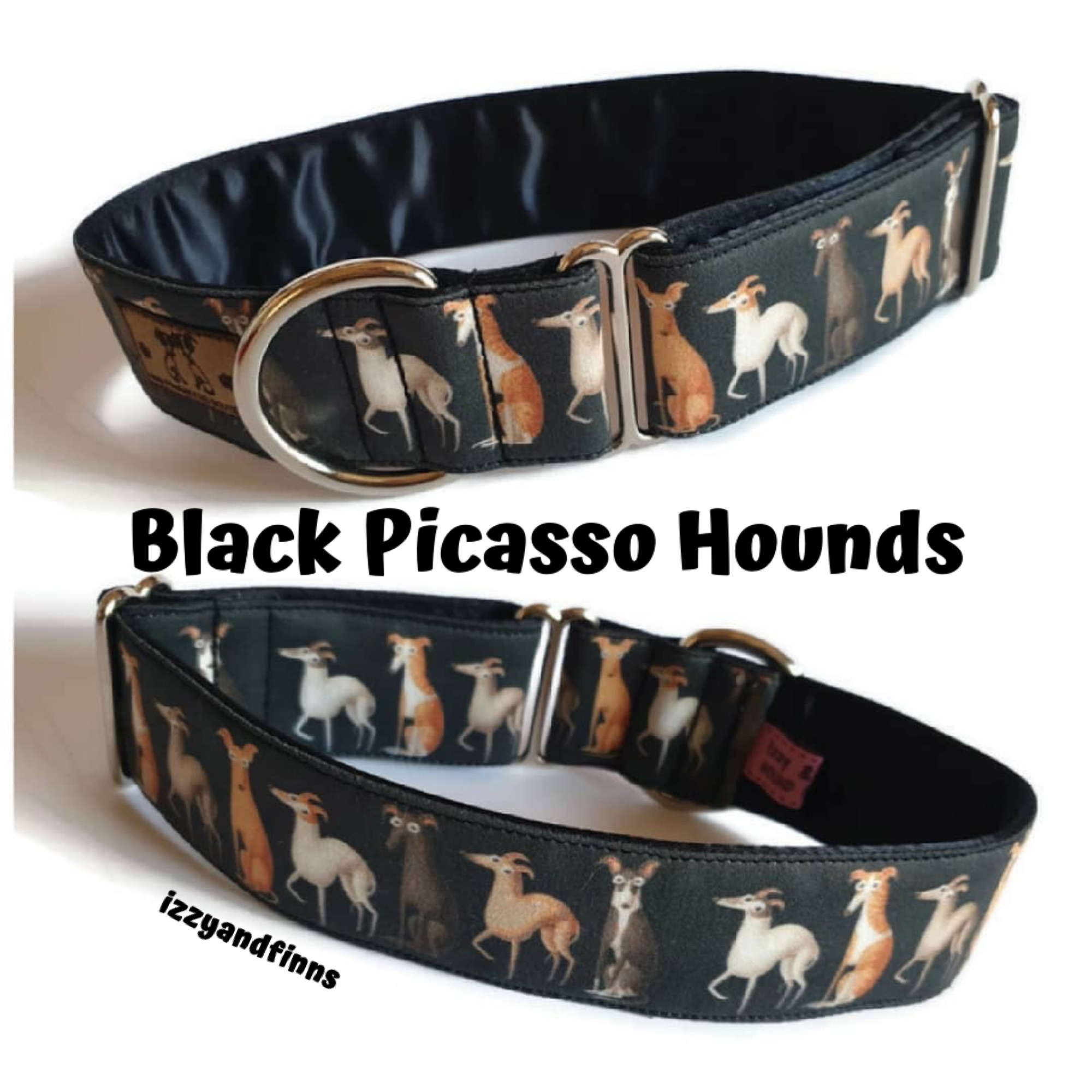 Black Picasso Hounds