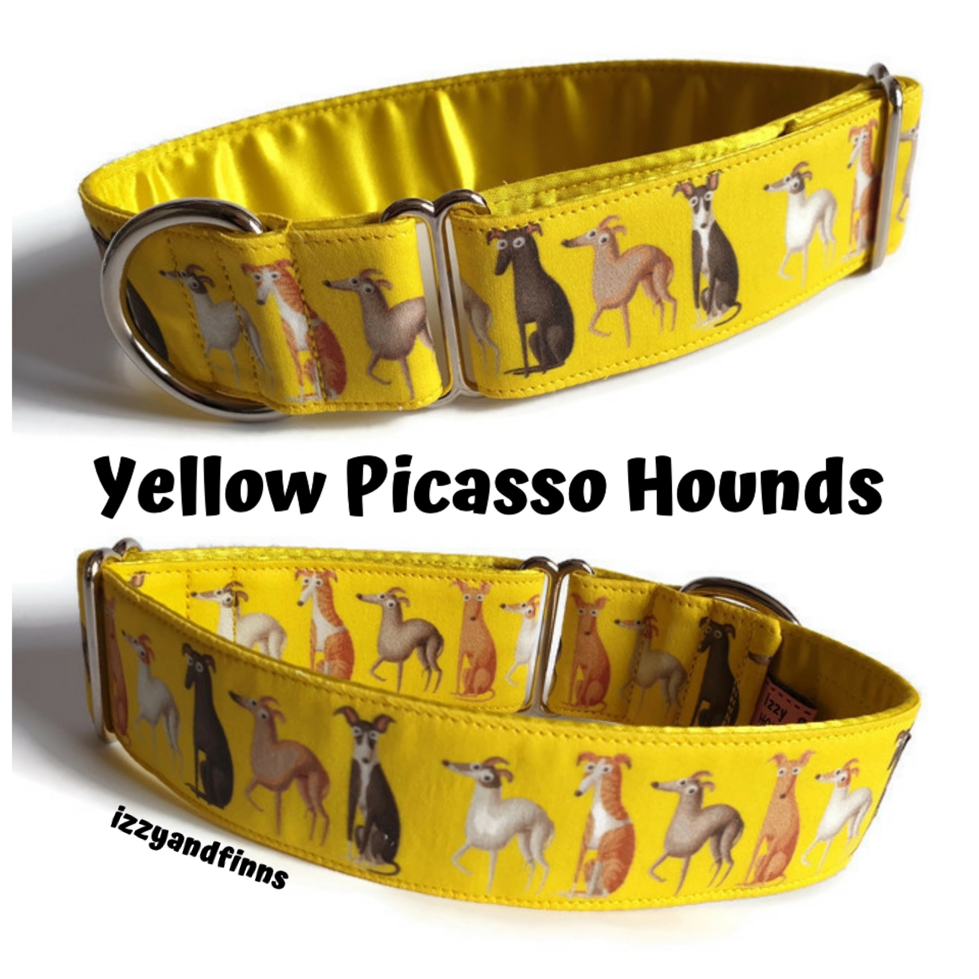 Yellow Picasso Hounds