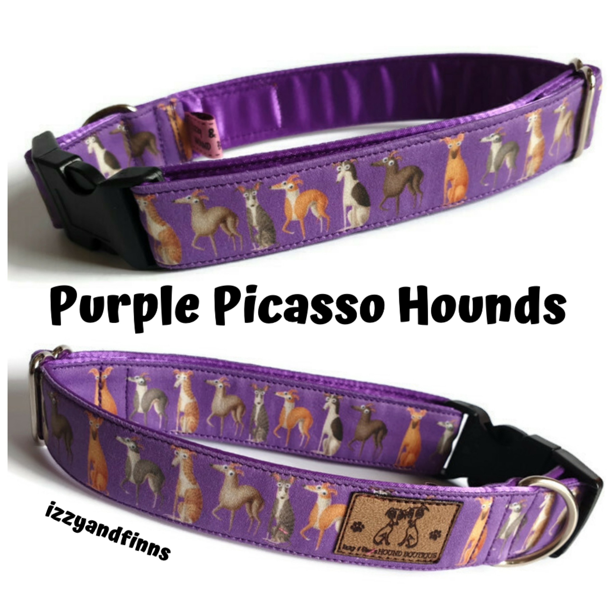 Purple Picasso Hounds