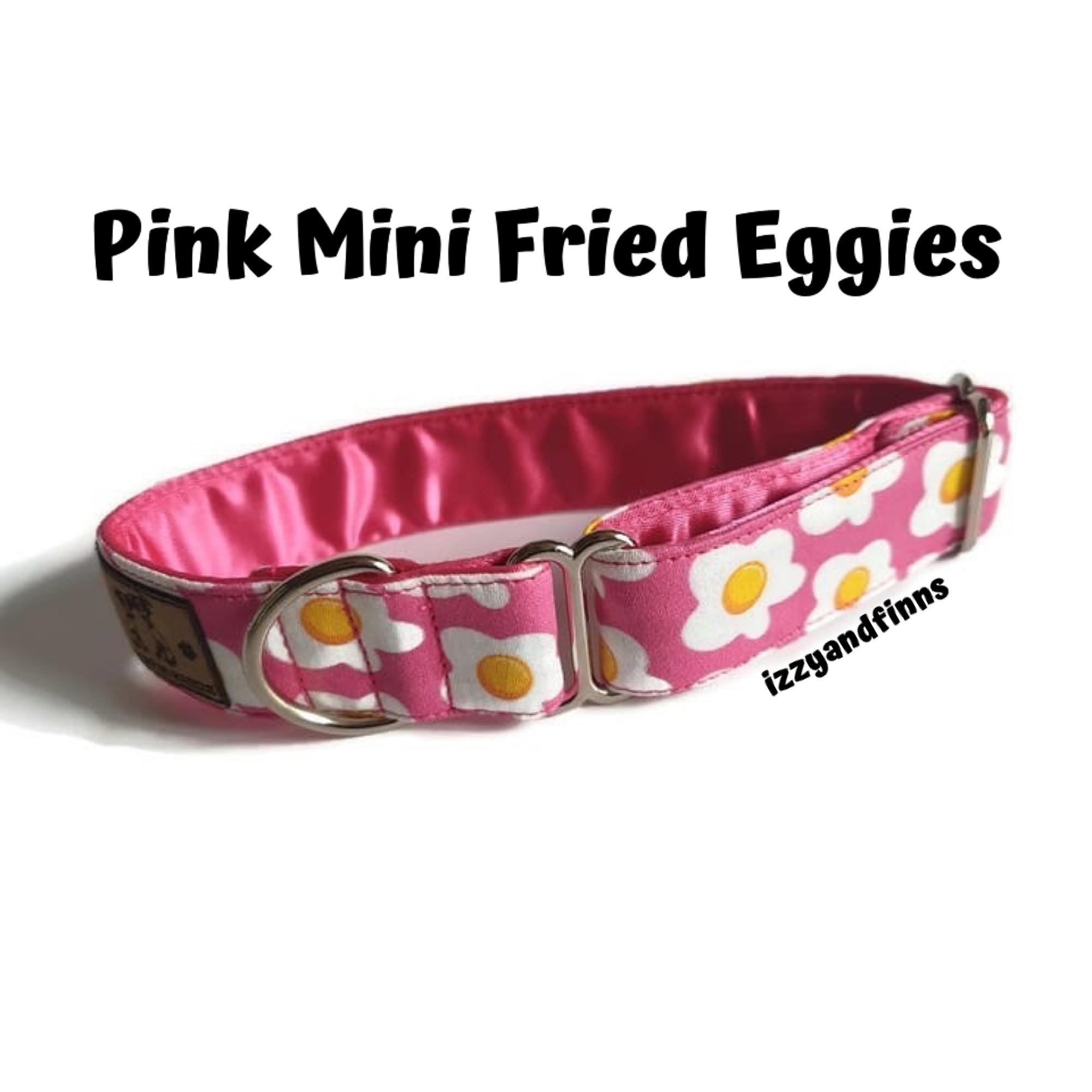 Pink Mini Fried Eggies