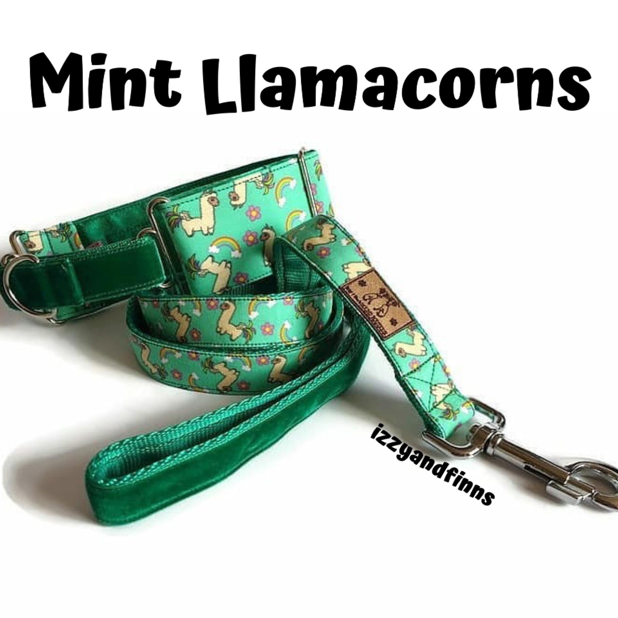 Mint Llamacorns