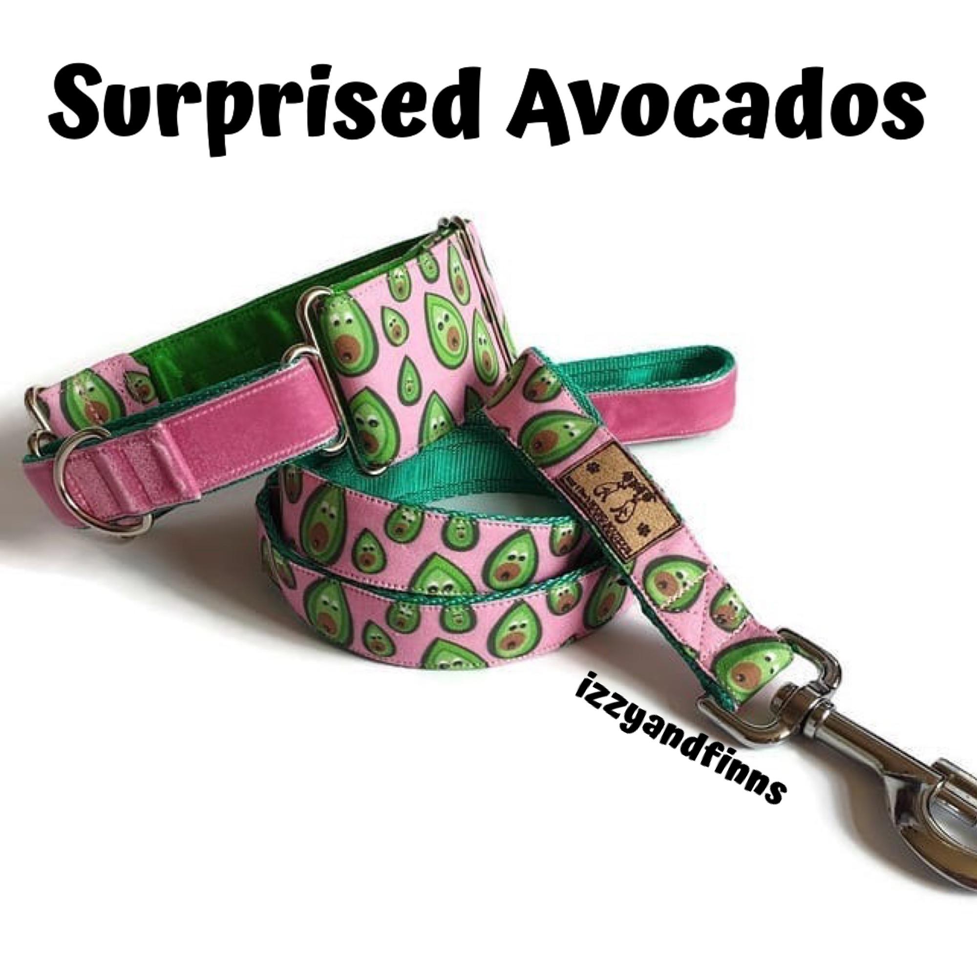 Surprised Avocados