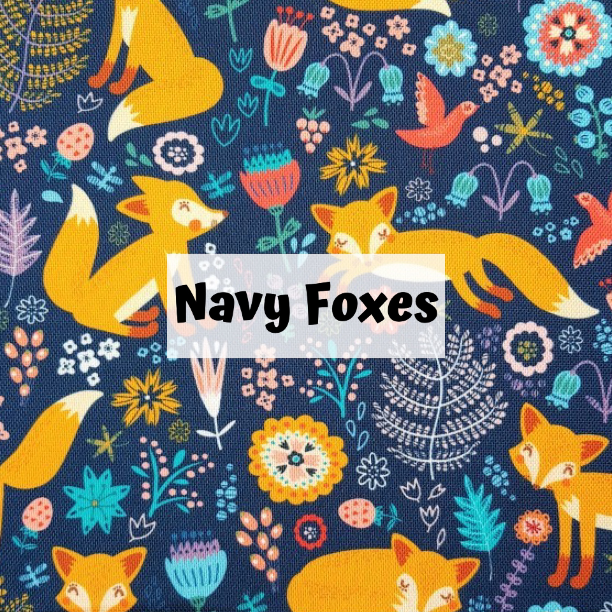 Navy Foxes