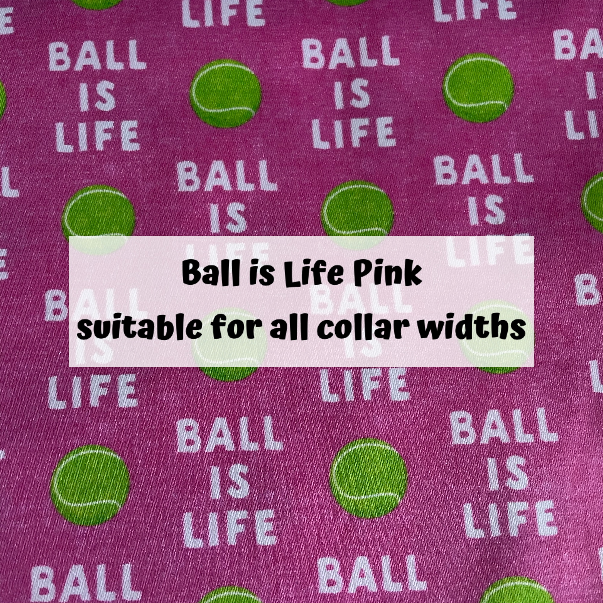 Ball is Life Pink