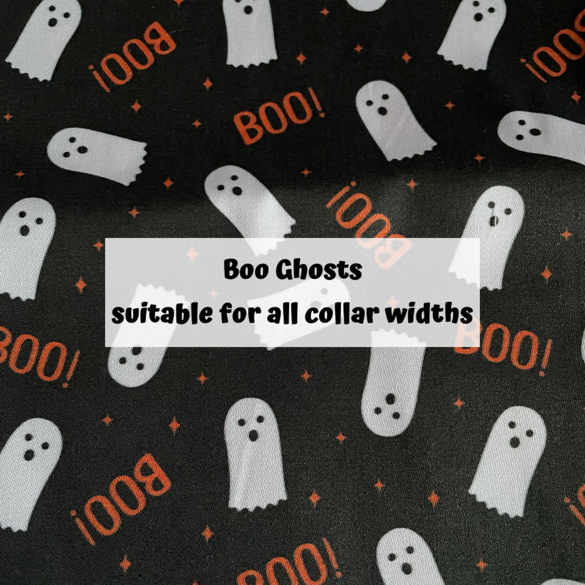 Boo Ghosts