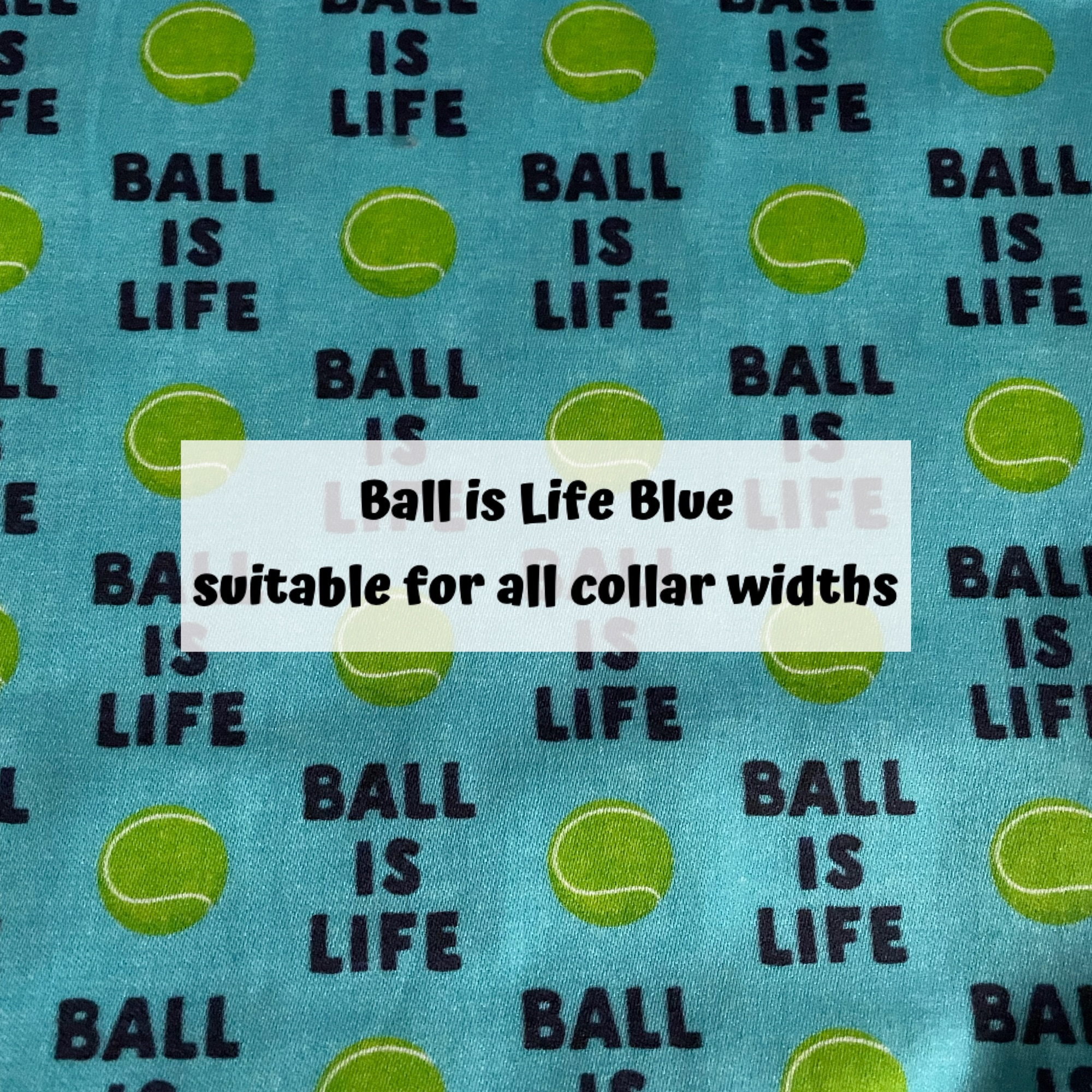 Ball is Life Blue