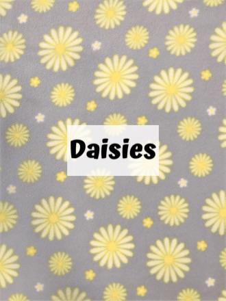 Daisies Fleece