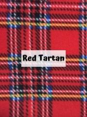 Red Tartan Fleece