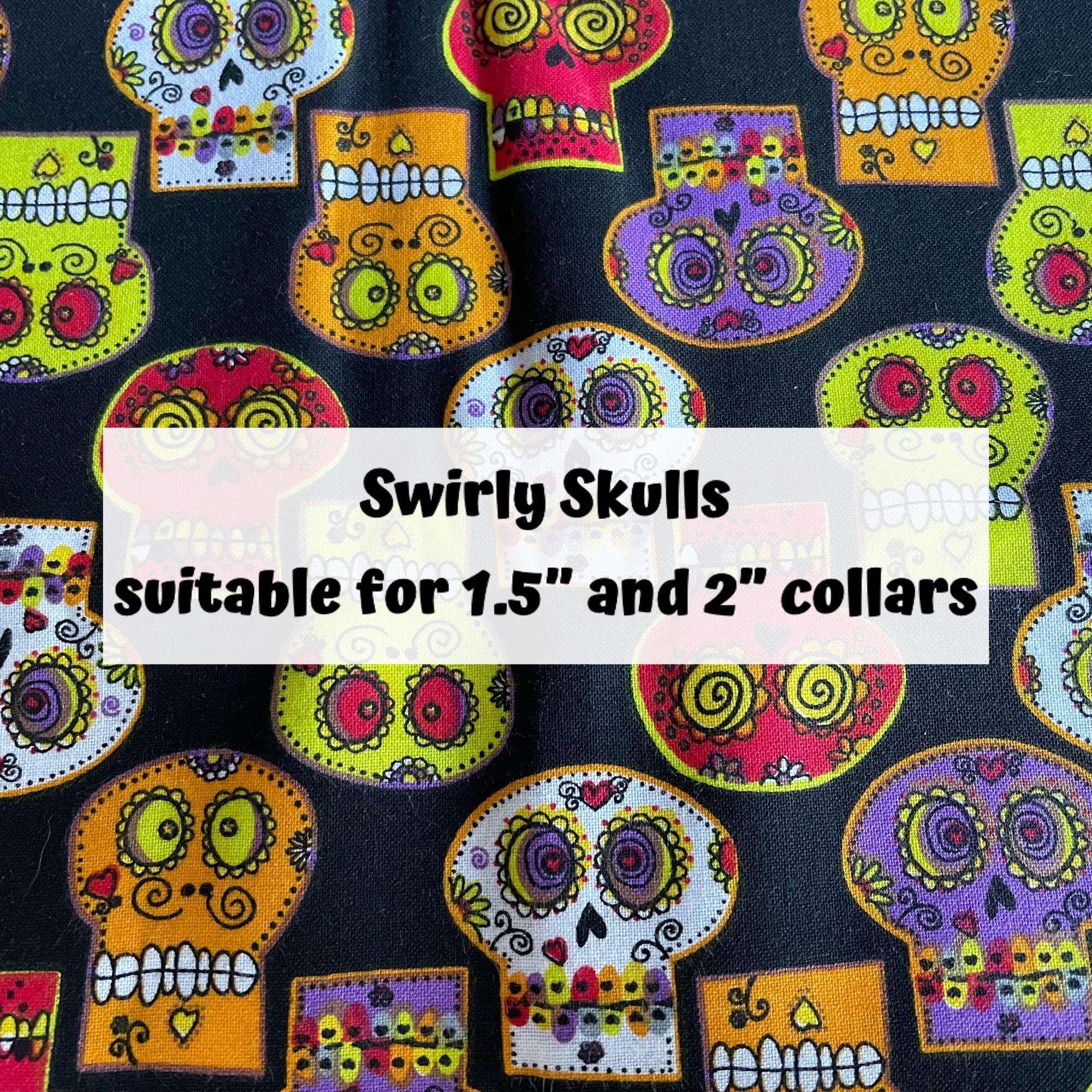 Swirly Skulls