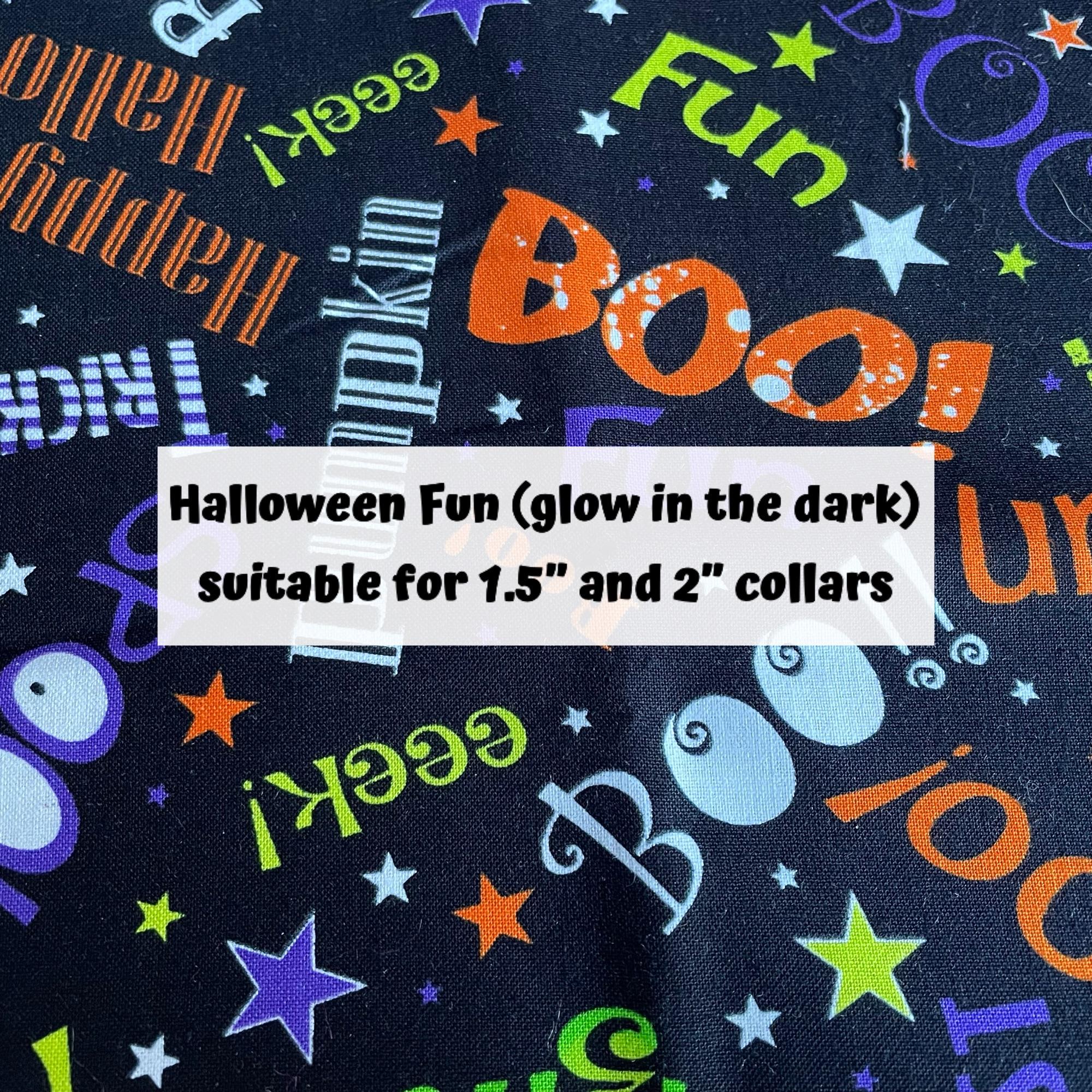 Halloween Fun (glow in the dark)