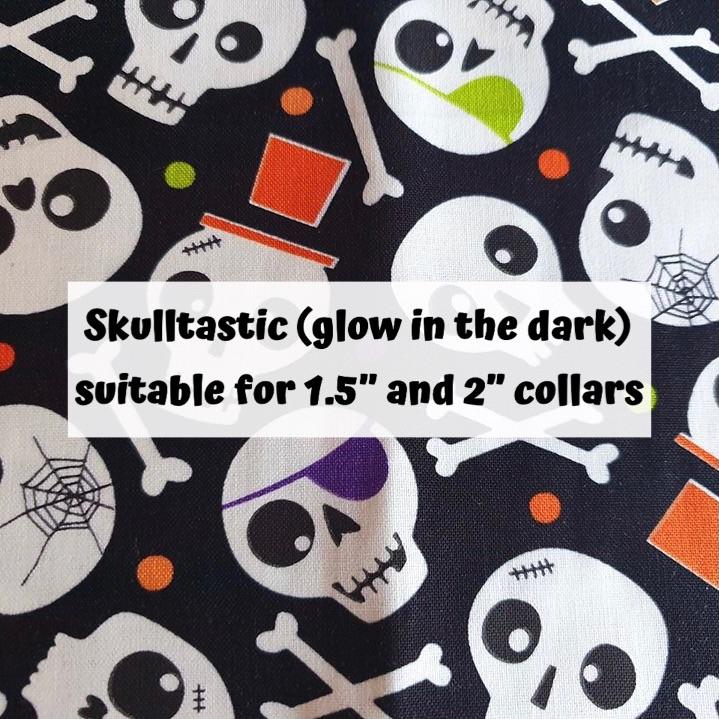 Skulltastic (glow in the dark)
