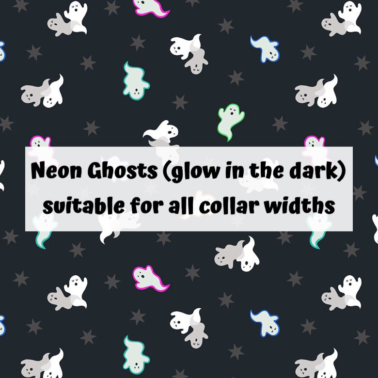 Neon Ghosts (Glow in the Dark)