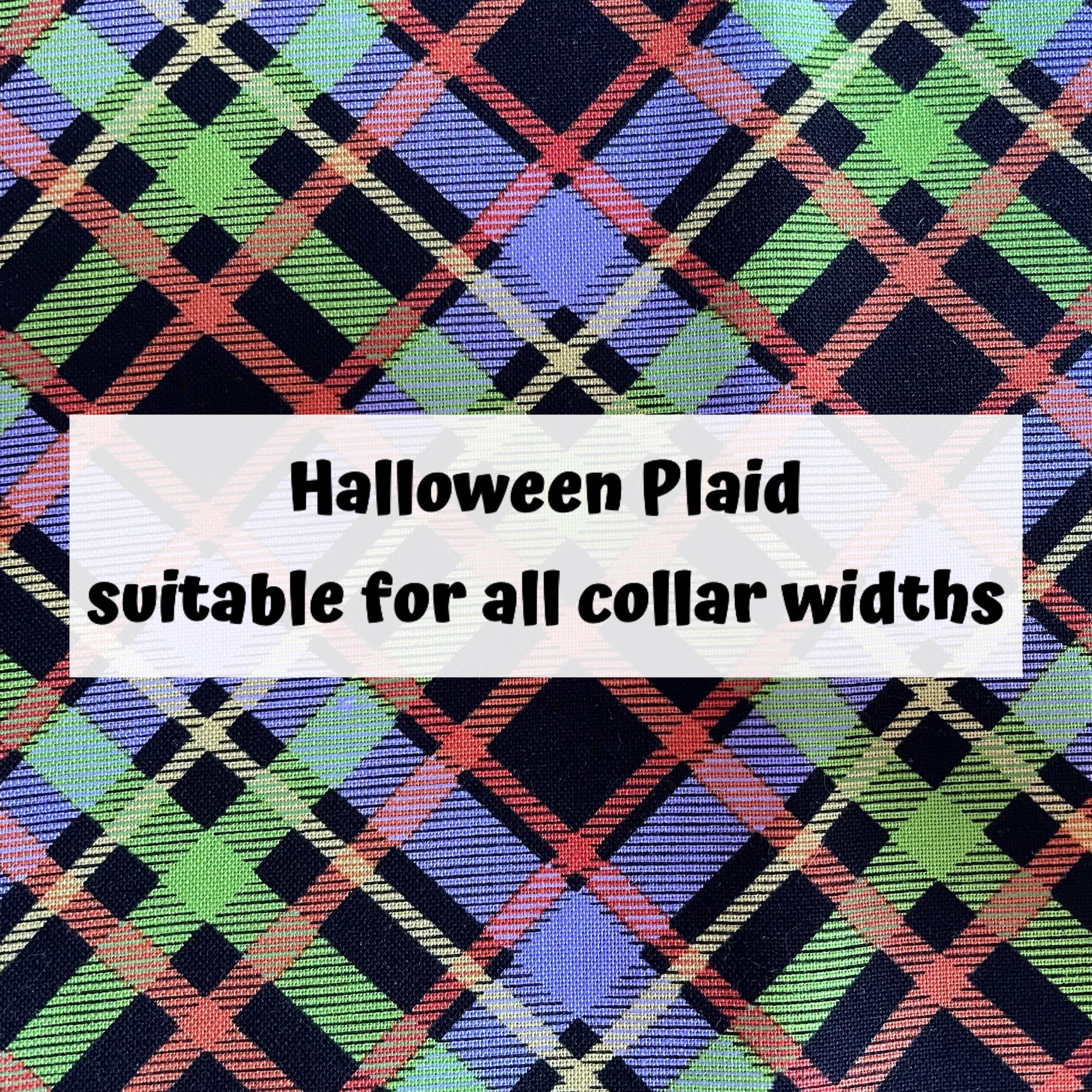 Halloween Plaid